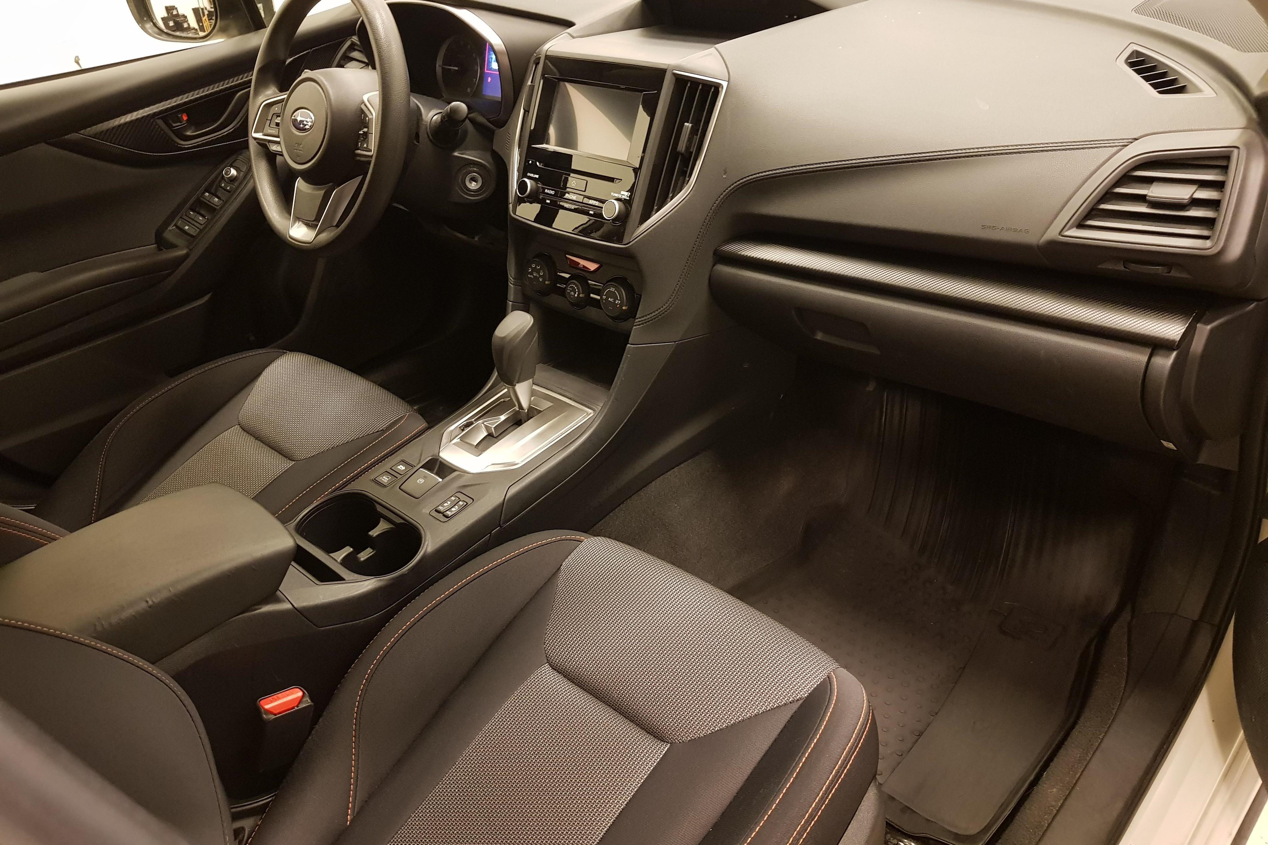 Subaru XV 1.6i (114hk) - 38 750 km - Automatic - white - 2018