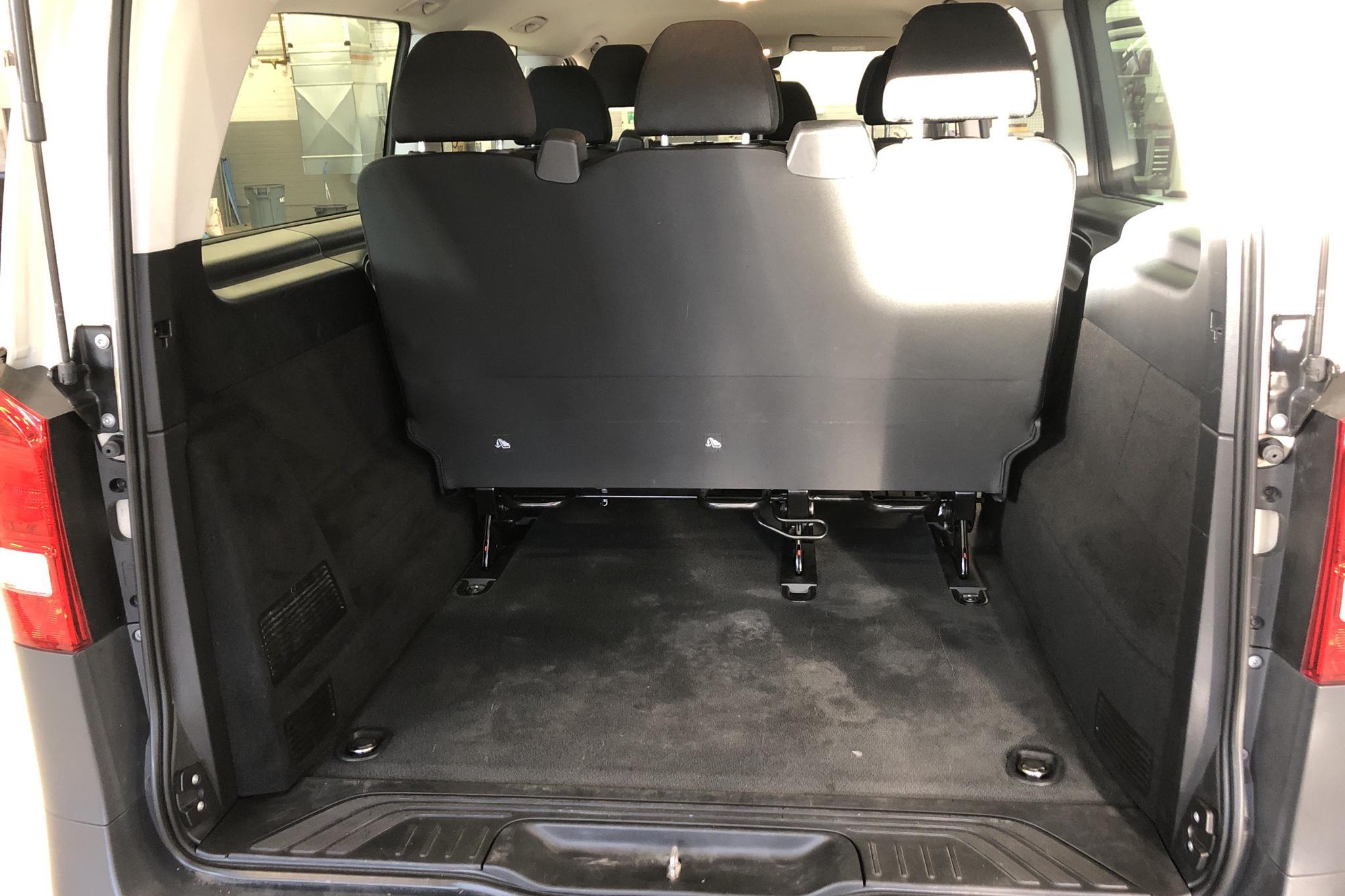 Mercedes Vito 114 CDI W640 (136hk) - 105 500 km - Manual - gray - 2017