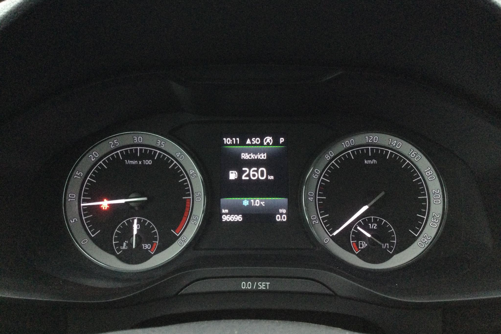 Skoda Kodiaq 2.0 TDI 4X4 (150hk) - 9 670 mil - Automat - grå - 2017