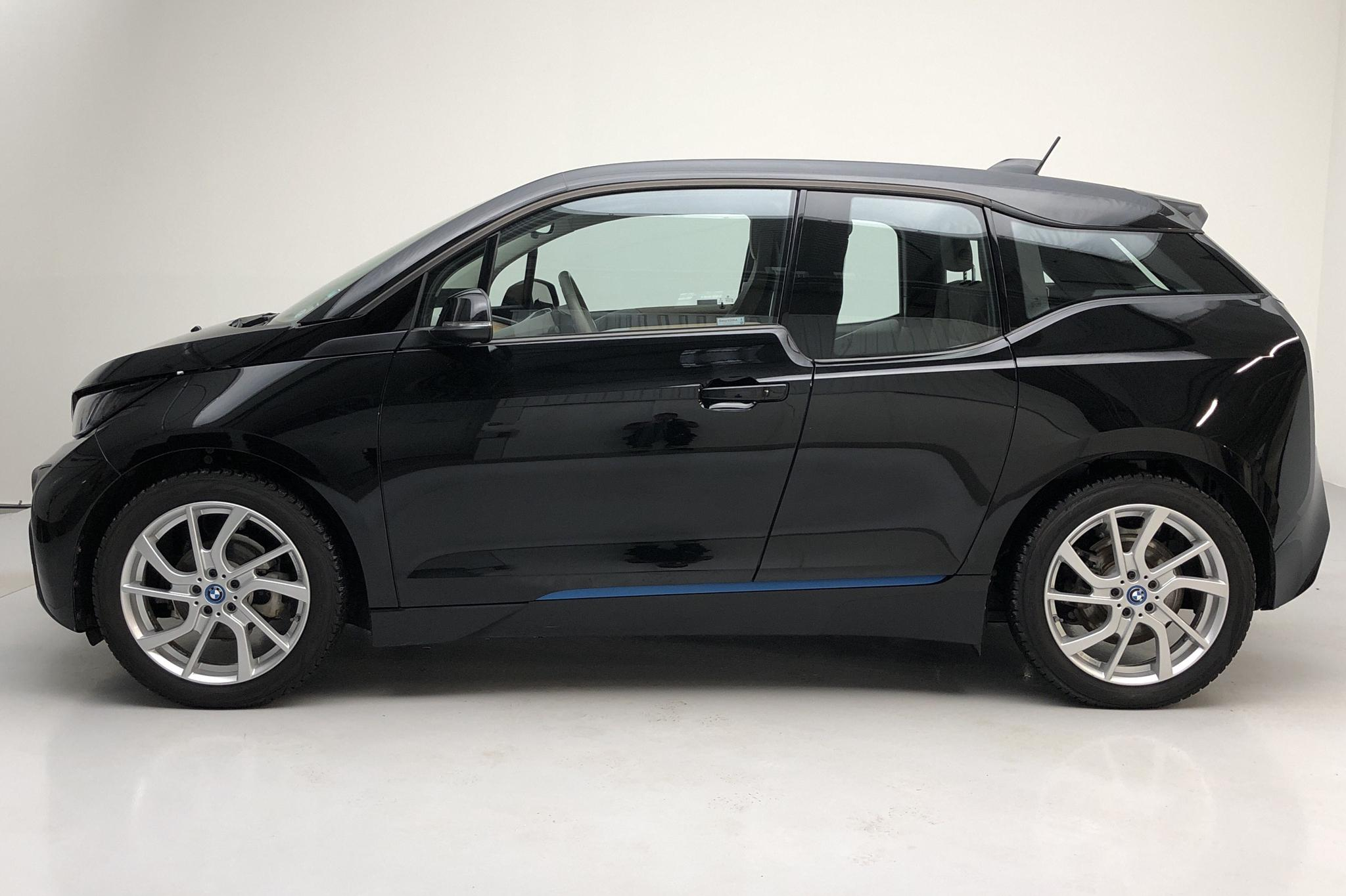 BMW i3 94Ah, I01 (170hk) - 26 750 km - Automatic - black - 2017