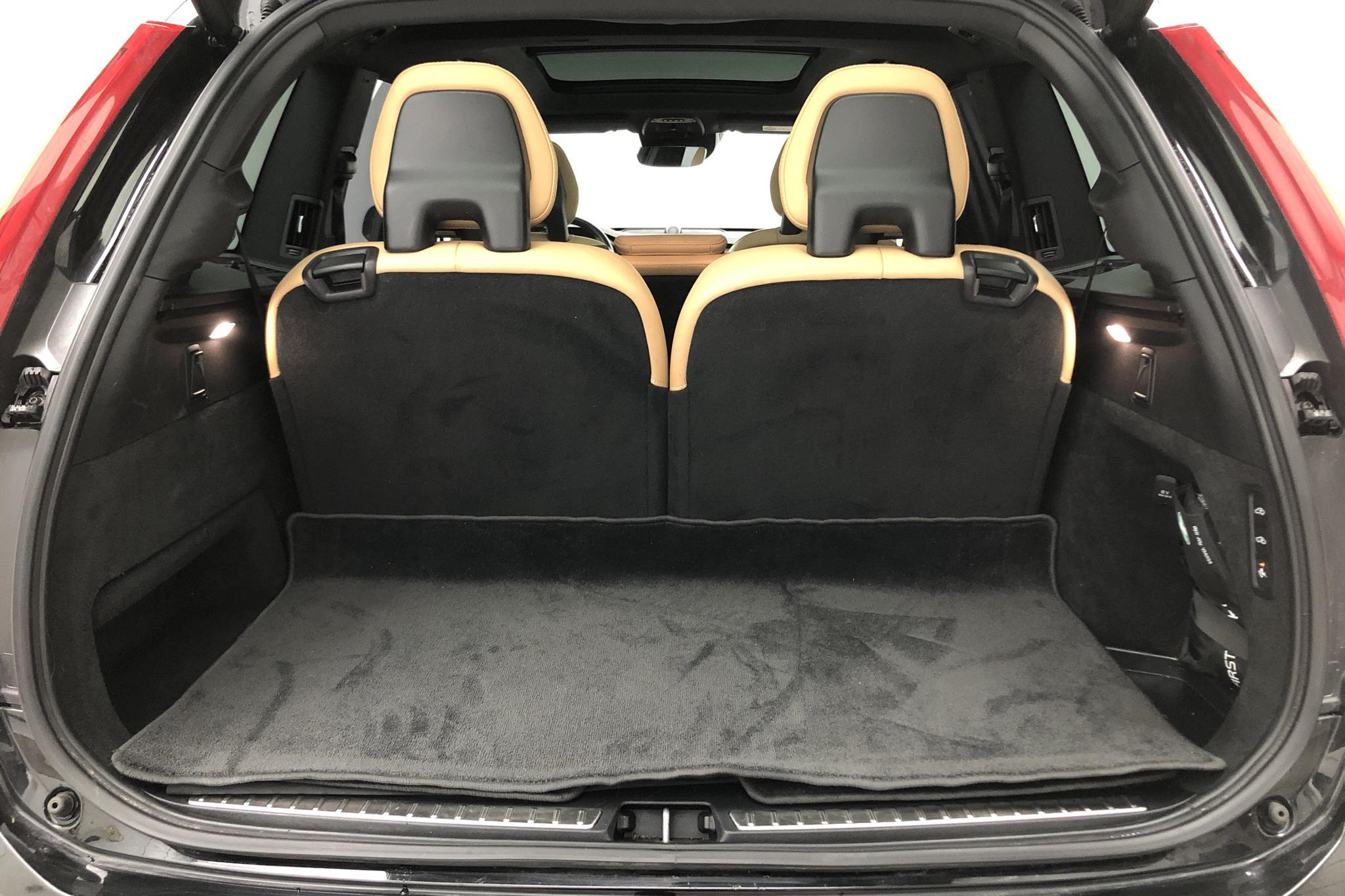 Volvo XC90 T8 AWD Twin Engine (400hk) - 68 340 km - Automatic - black - 2017