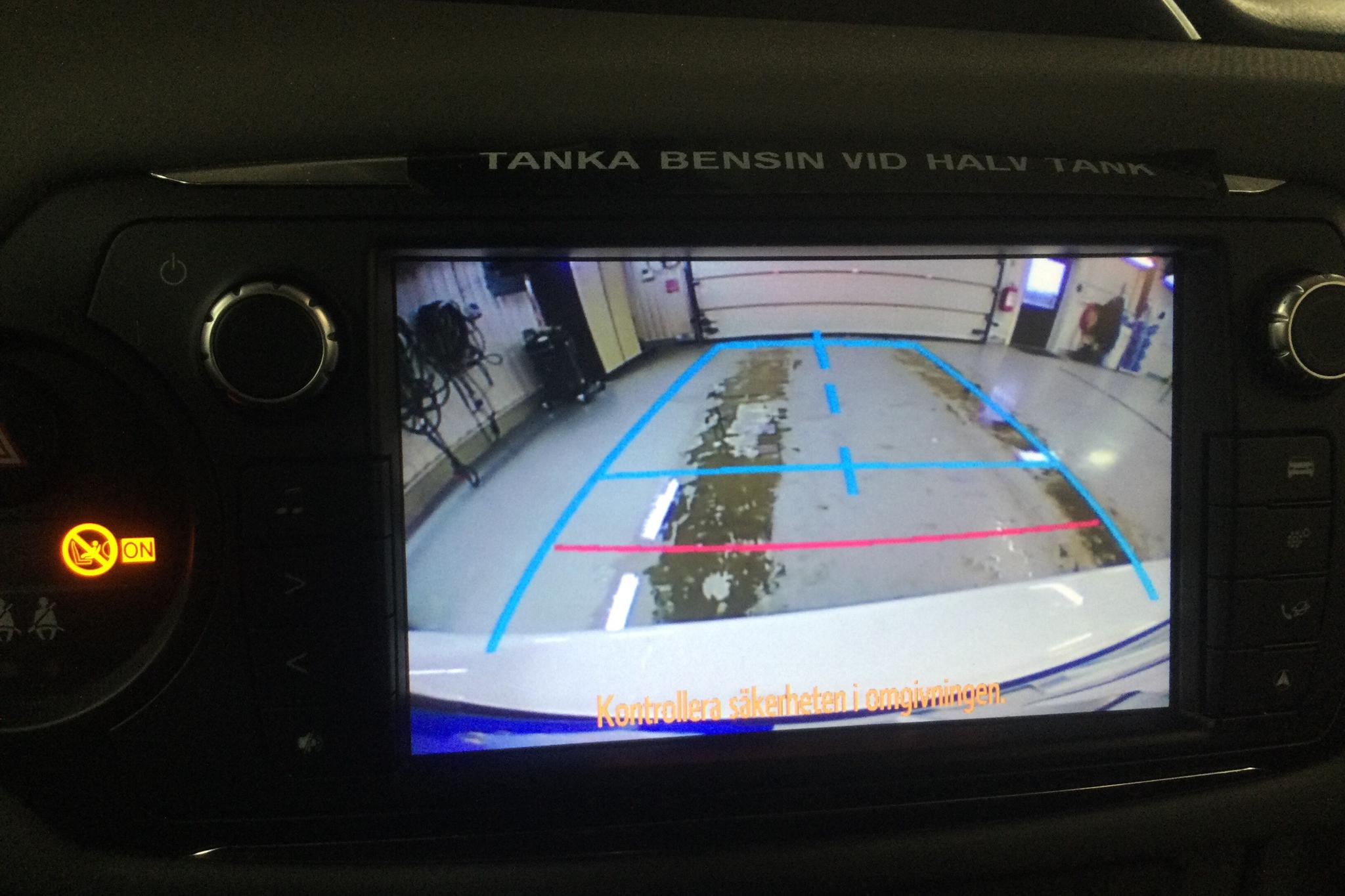 Toyota Yaris 1.5 HSD 5dr (75hk) - 61 020 km - Automatic - white - 2016