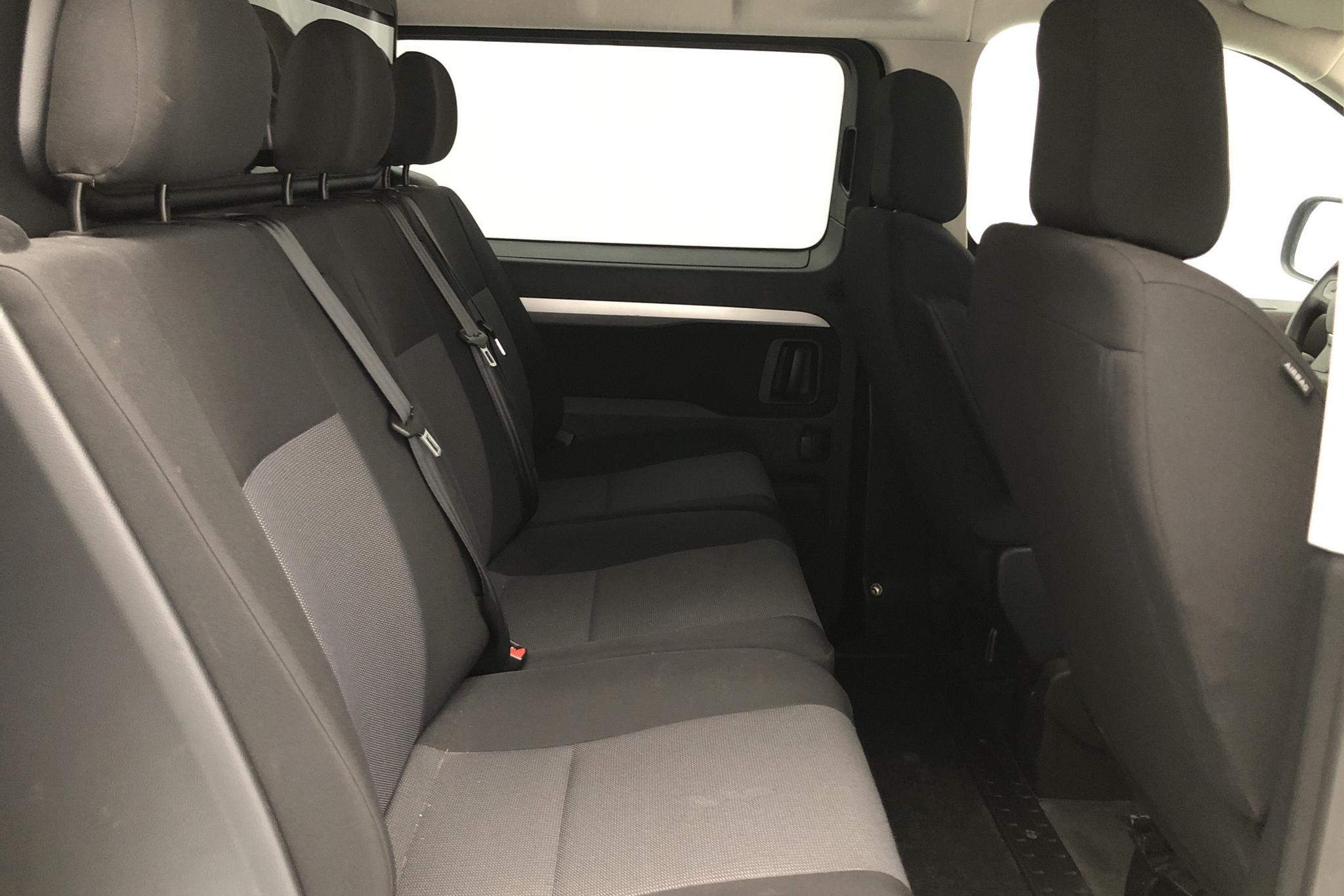 Toyota PROACE 2.0 (150hk) - 6 661 mil - Manuell - svart - 2018