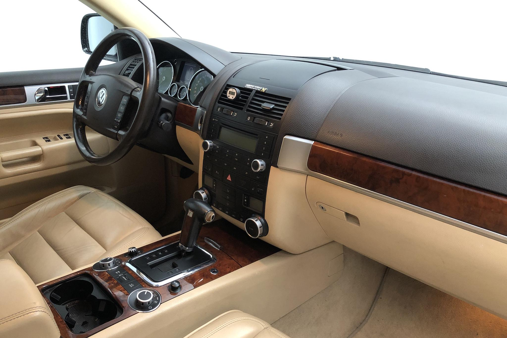 VW Touareg 4.2 V8 (310hk) - 189 310 km - Automatic - black - 2005