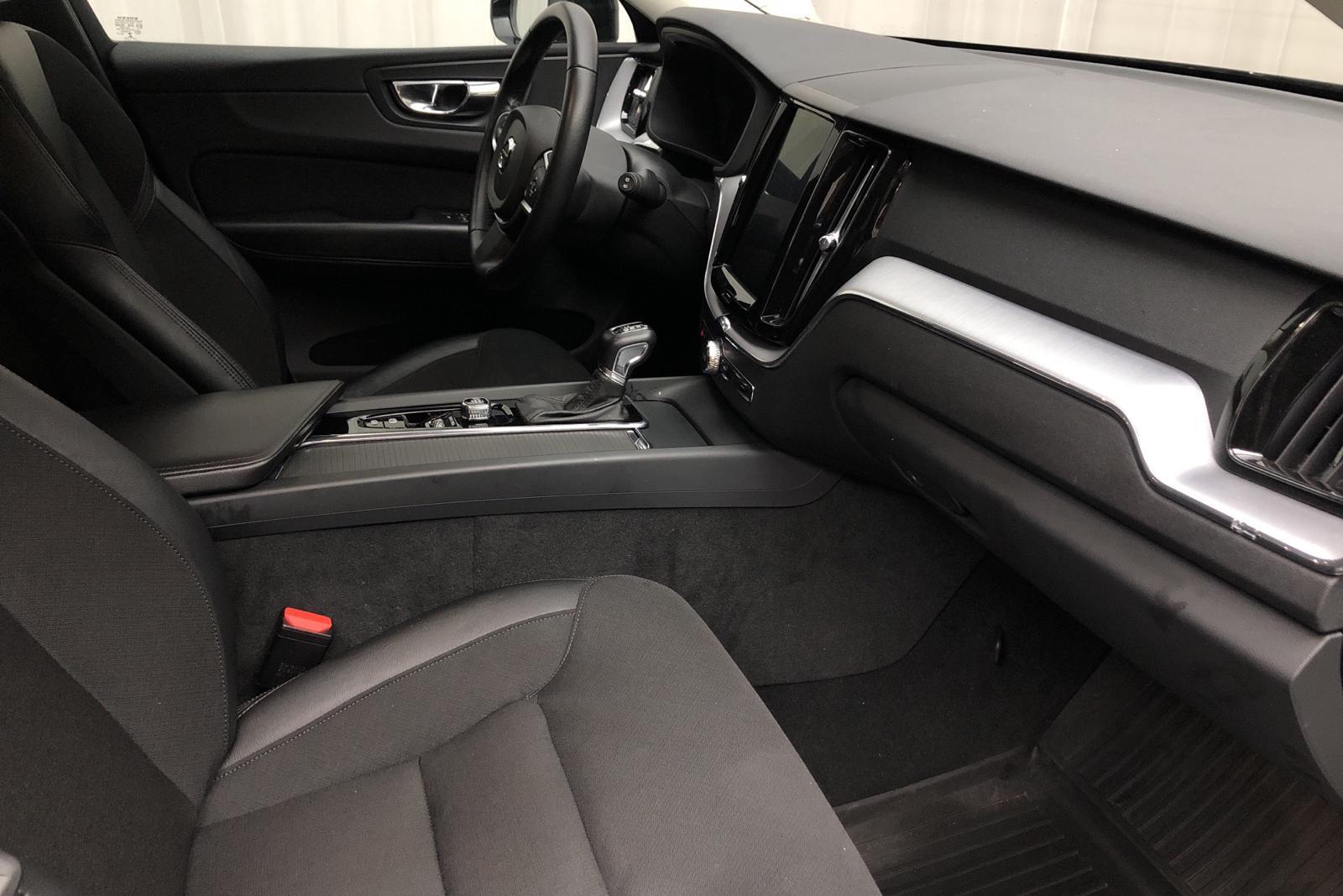 Volvo XC60 T5 2WD (254hk) - 123 580 km - Automatic - black - 2018
