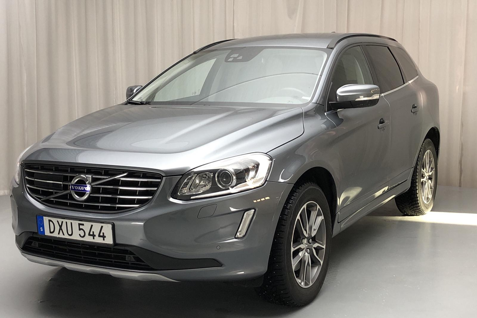 Volvo XC60 D4 2WD (190hk) - 80 510 km - Automatic - gray - 2017