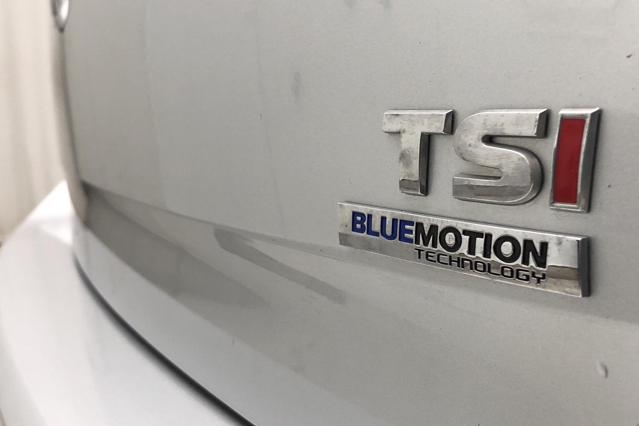 VW Golf VII 1.4 TSI 5dr (122hk) - 3 009 mil - Automat - silver - 2013