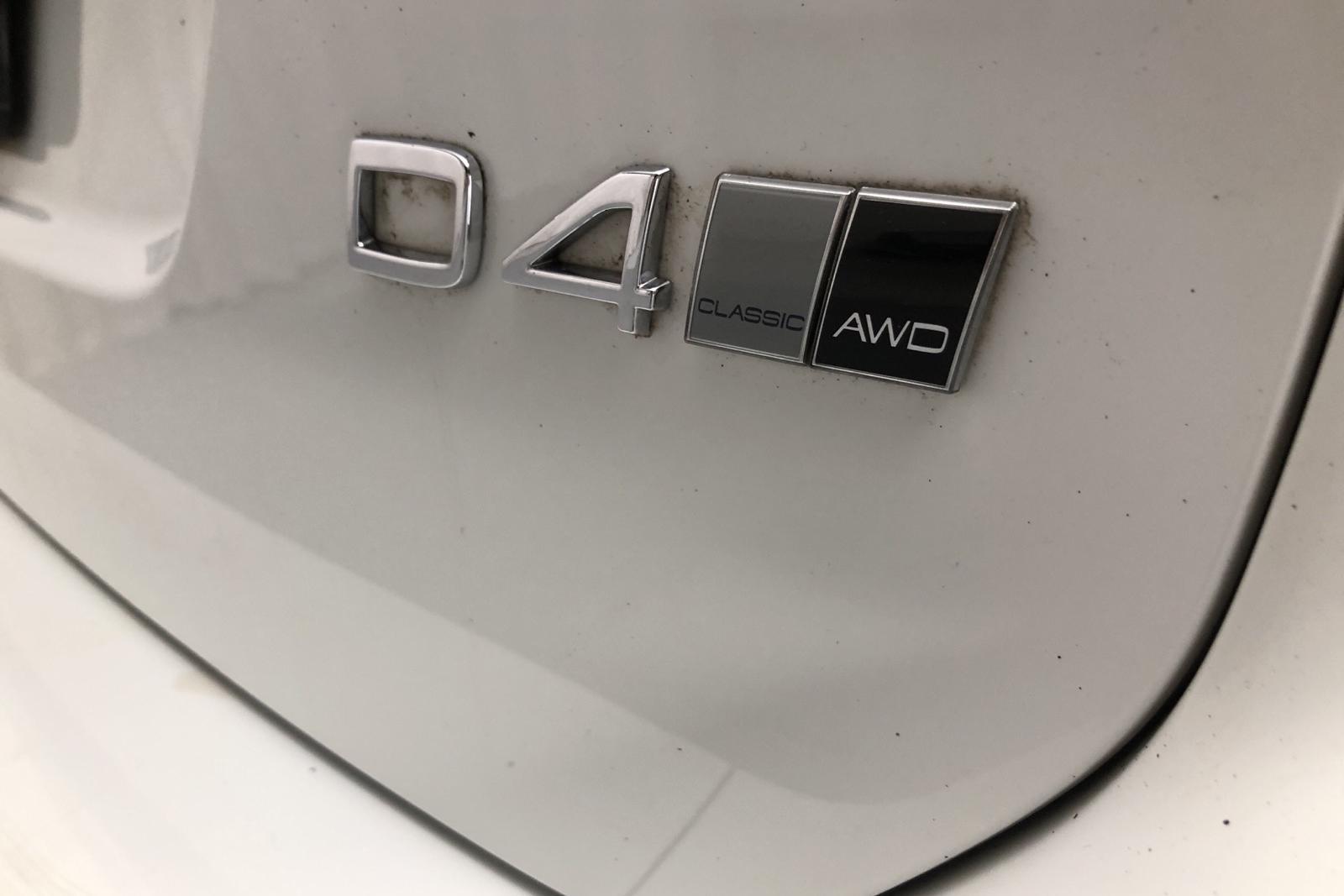 Volvo XC60 D4 AWD (190hk) - 12 768 mil - Automat - vit - 2017