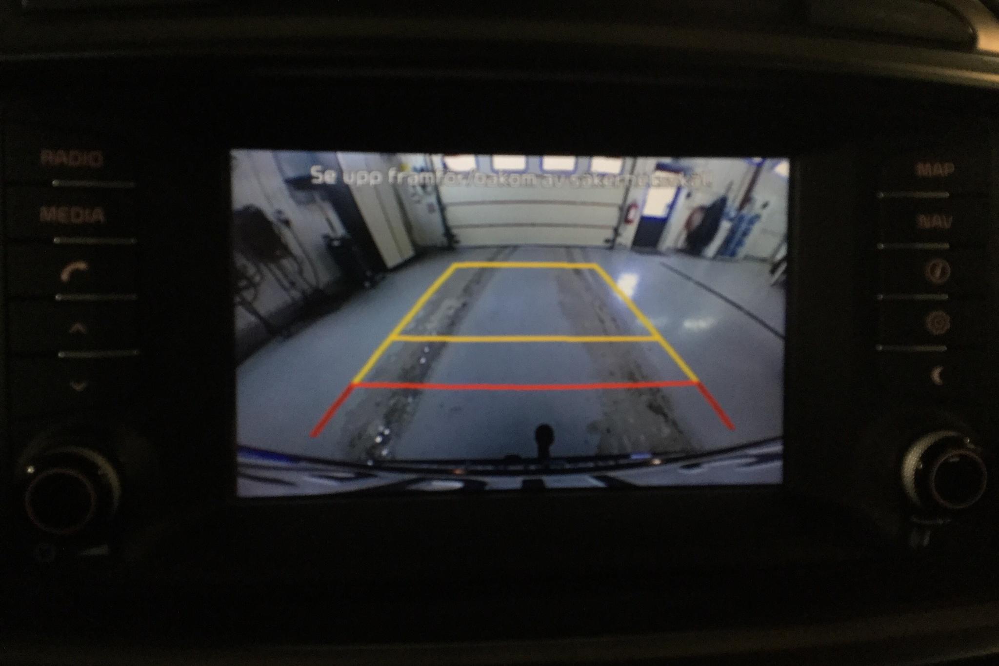 KIA Sorento 2.2 CRDi (200hk) - 16 356 mil - Automat - svart - 2017
