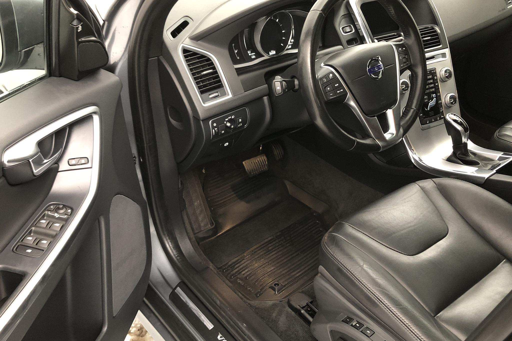 Volvo XC60 D4 AWD (190hk) - 59 220 km - Automatic - gray - 2017