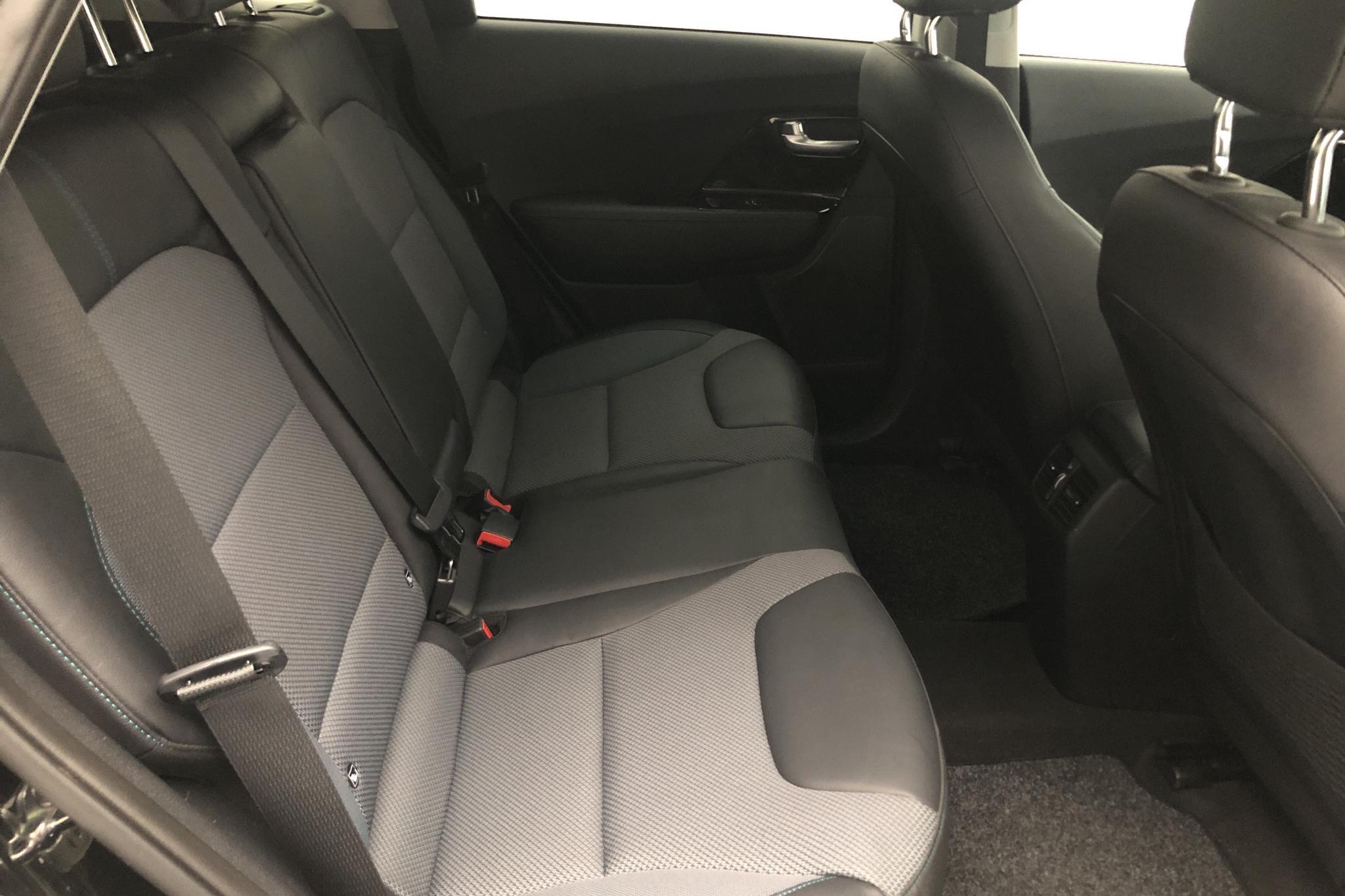 KIA Niro EV 64 kWh (204hk) - 35 660 km - Automatic - black - 2019