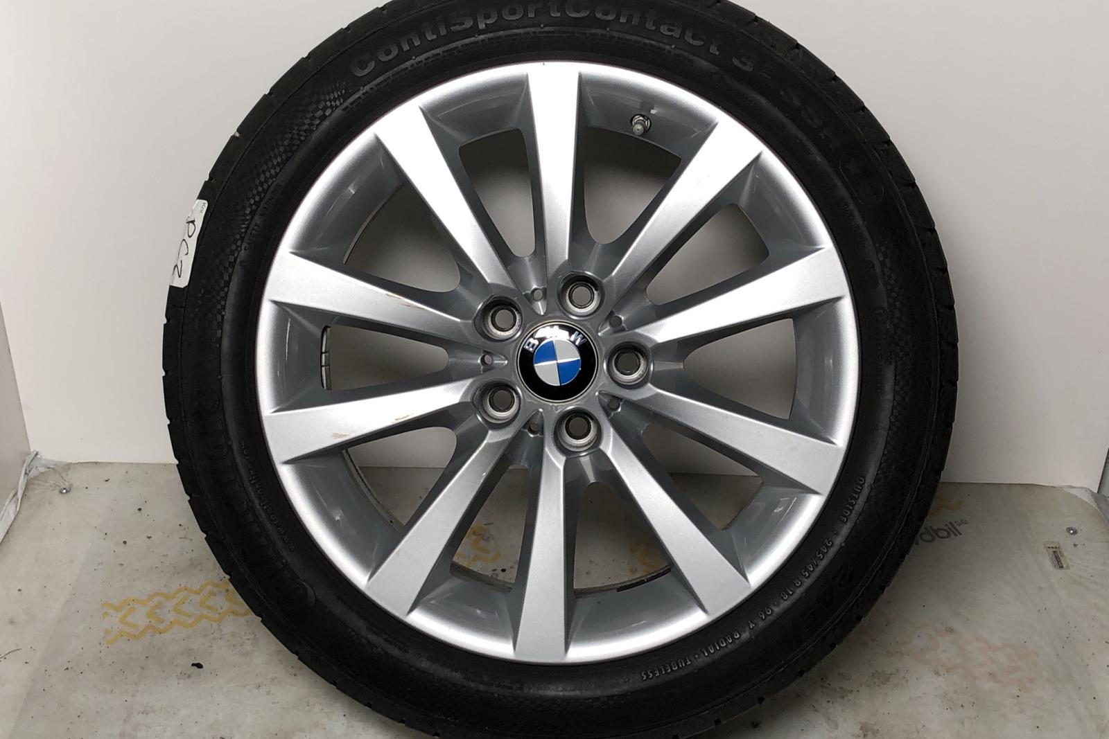 BMW 520d xDrive Touring, F11 (190hk) - 13 127 mil - Automat - vit - 2017