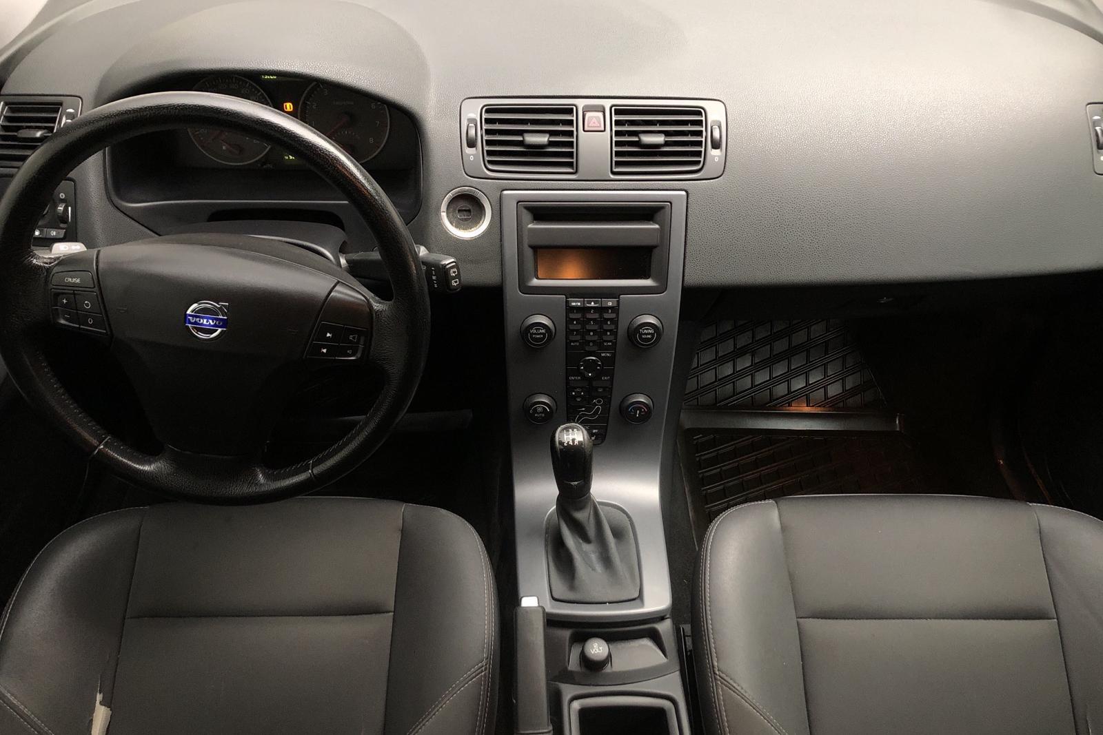 Volvo V50 1.8F (125hk) - 128 520 km - Manual - Light Grey - 2007