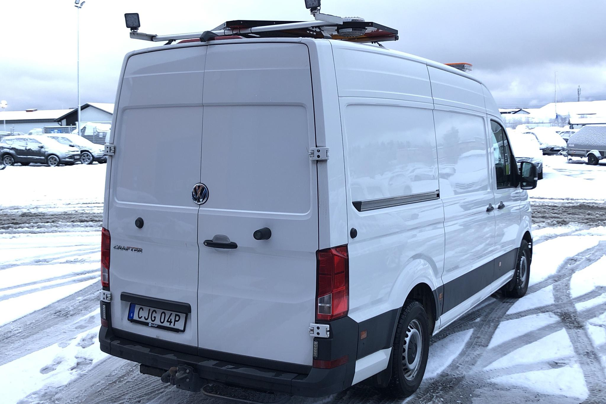 VW Crafter 35 2.0 TDI Skåp (177hk) - 25 120 km - Manual - white - 2019