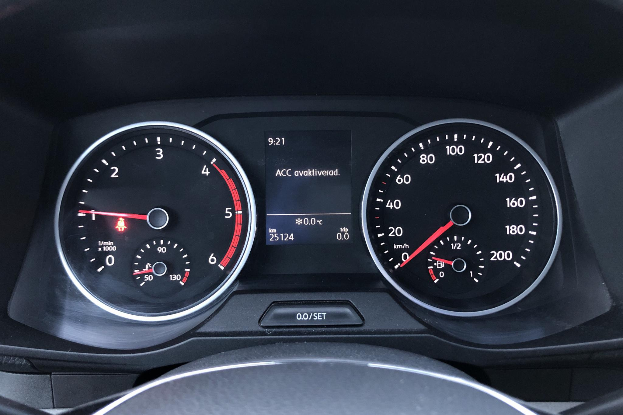 VW Crafter 35 2.0 TDI Skåp (177hk) - 2 512 mil - Manuell - vit - 2019