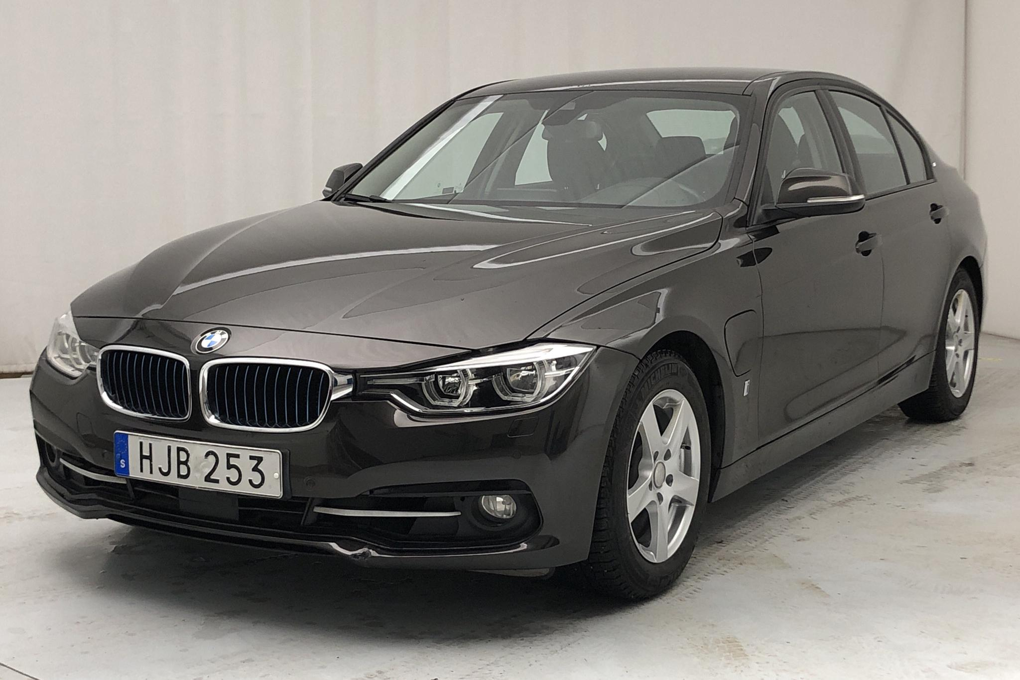 BMW 330e Sedan, F30 (252hk) - 80 540 km - Automatic - brown - 2017