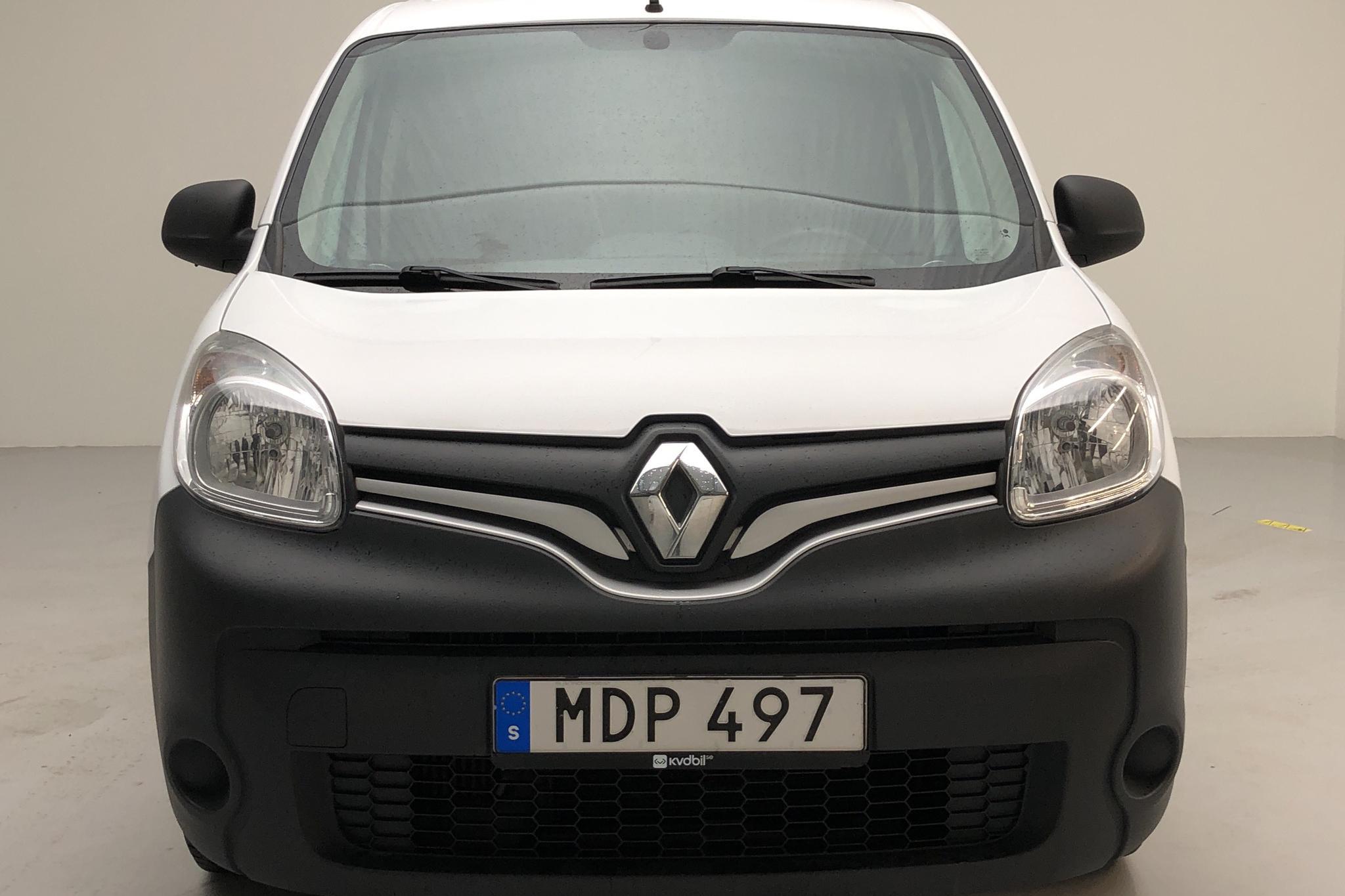 Renault Kangoo 1.5 dCi Maxi Skåp (110hk) - 7 206 mil - Manuell - vit - 2016