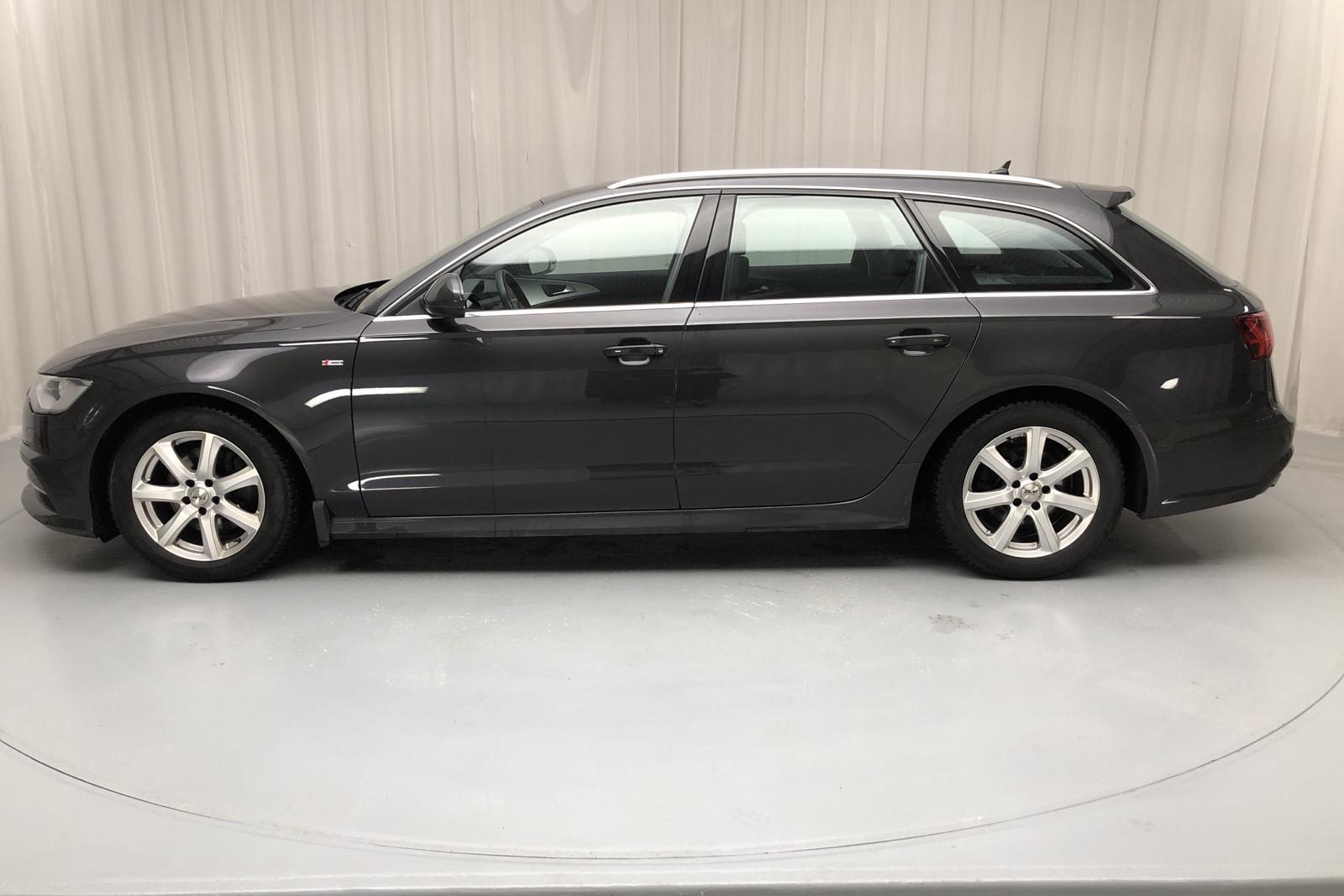 Audi A6 2.0 TDI Avant quattro (190hk) - 13 888 mil - Automat - grå - 2016