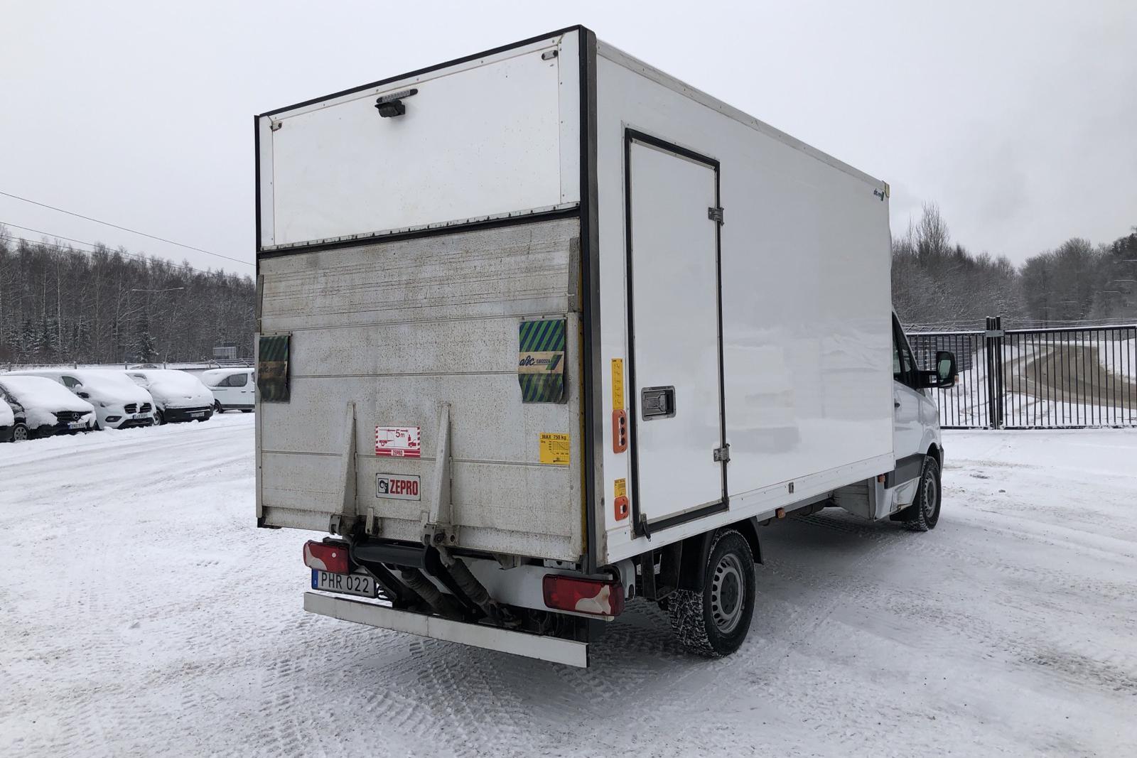 Mercedes Sprinter 316 CDI Volymskåp (163hk) - 156 010 km - Automatic - white - 2017