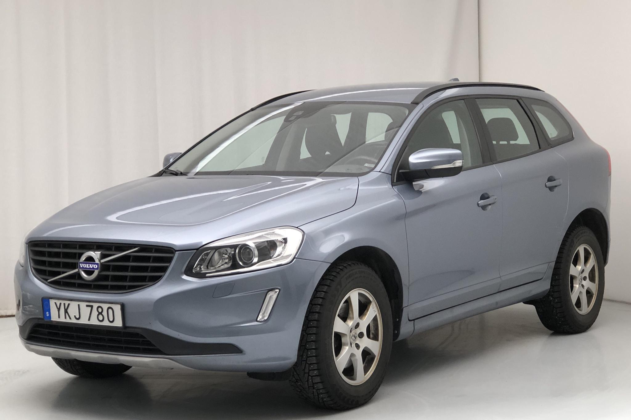 Volvo XC60 D3 2WD (150hk) - 9 797 mil - Automat - Light Blue - 2017