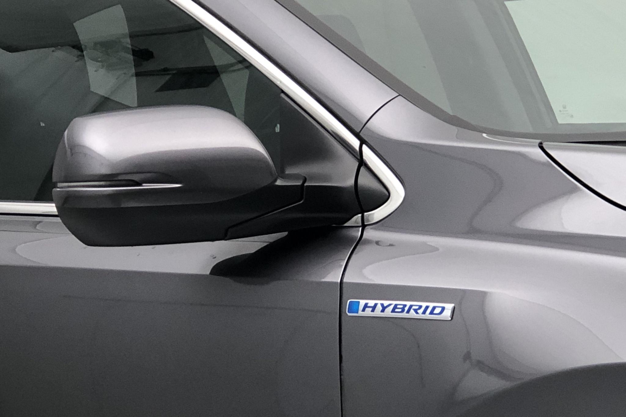 Honda CR-V 1.5 i-MMD 2WD (184hk) - 3 394 mil - Automat - Light Grey - 2019