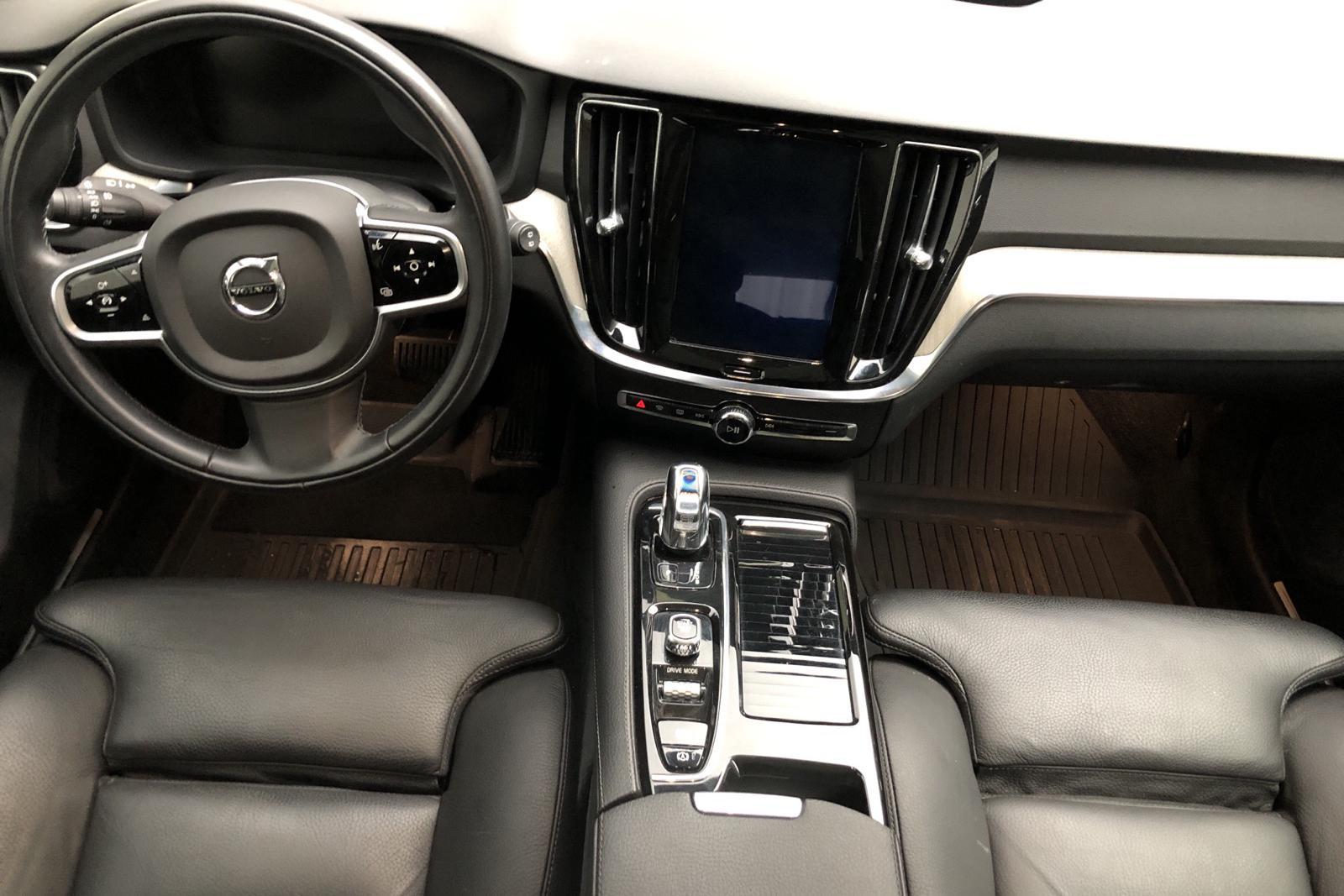 Volvo V60 T8 AWD Twin Engine (390hk) - 36 950 km - Automatic - white - 2019