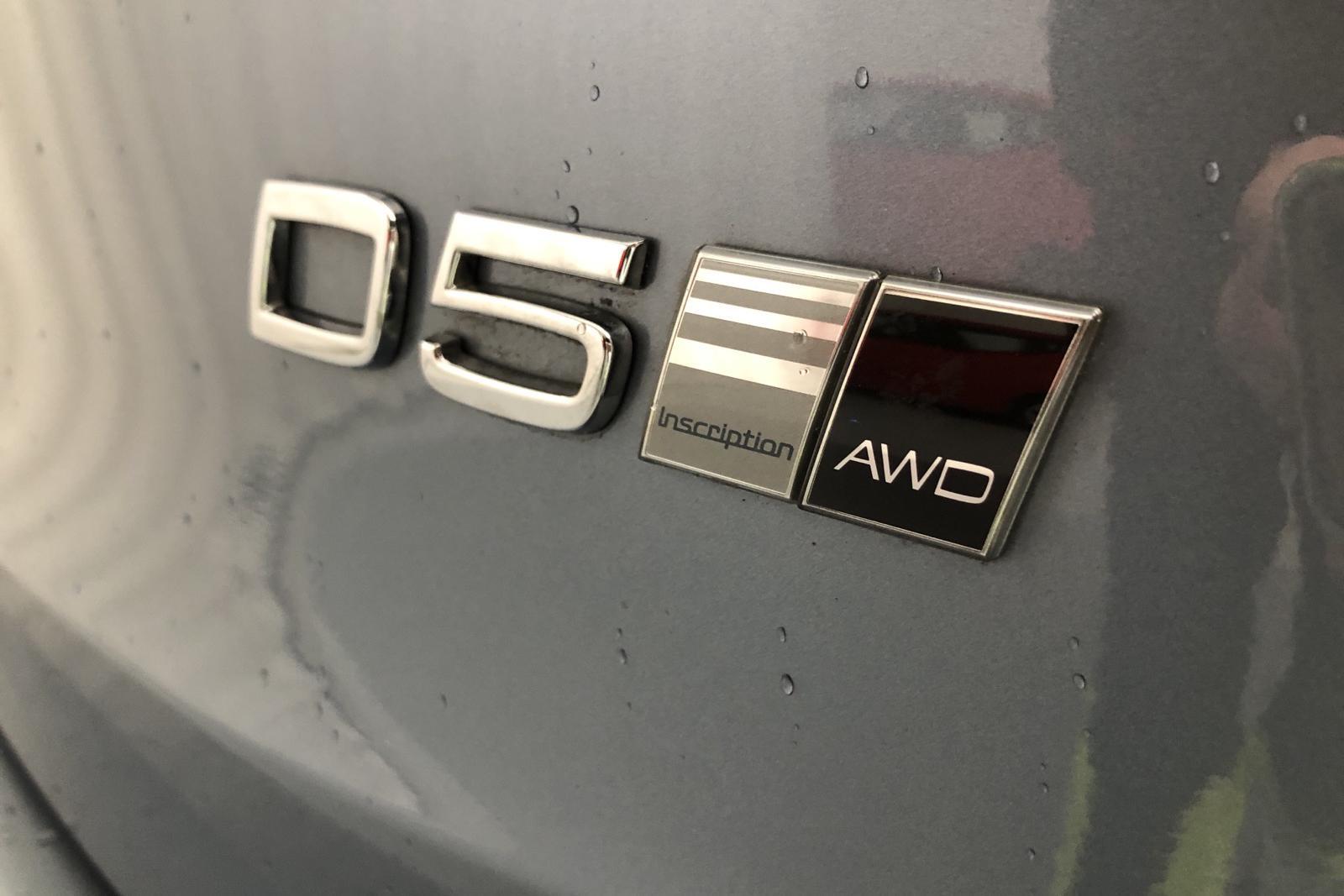 Volvo S90 D5 AWD (235hk) - 8 853 mil - Automat - Light Blue - 2017