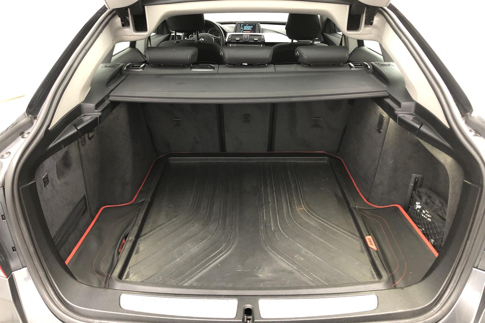 BMW 320d GT xDrive, F34 (184hk) - 13 176 mil - Automat - grå - 2014