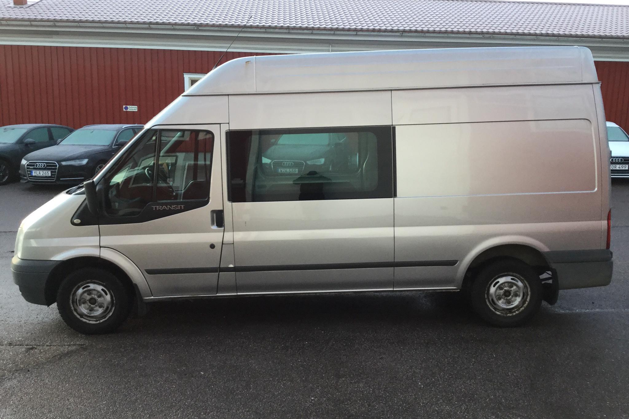 Ford Transit 300 2.2 TDCi Skåp (140hk) - 90 980 km - Manual - gray - 2009