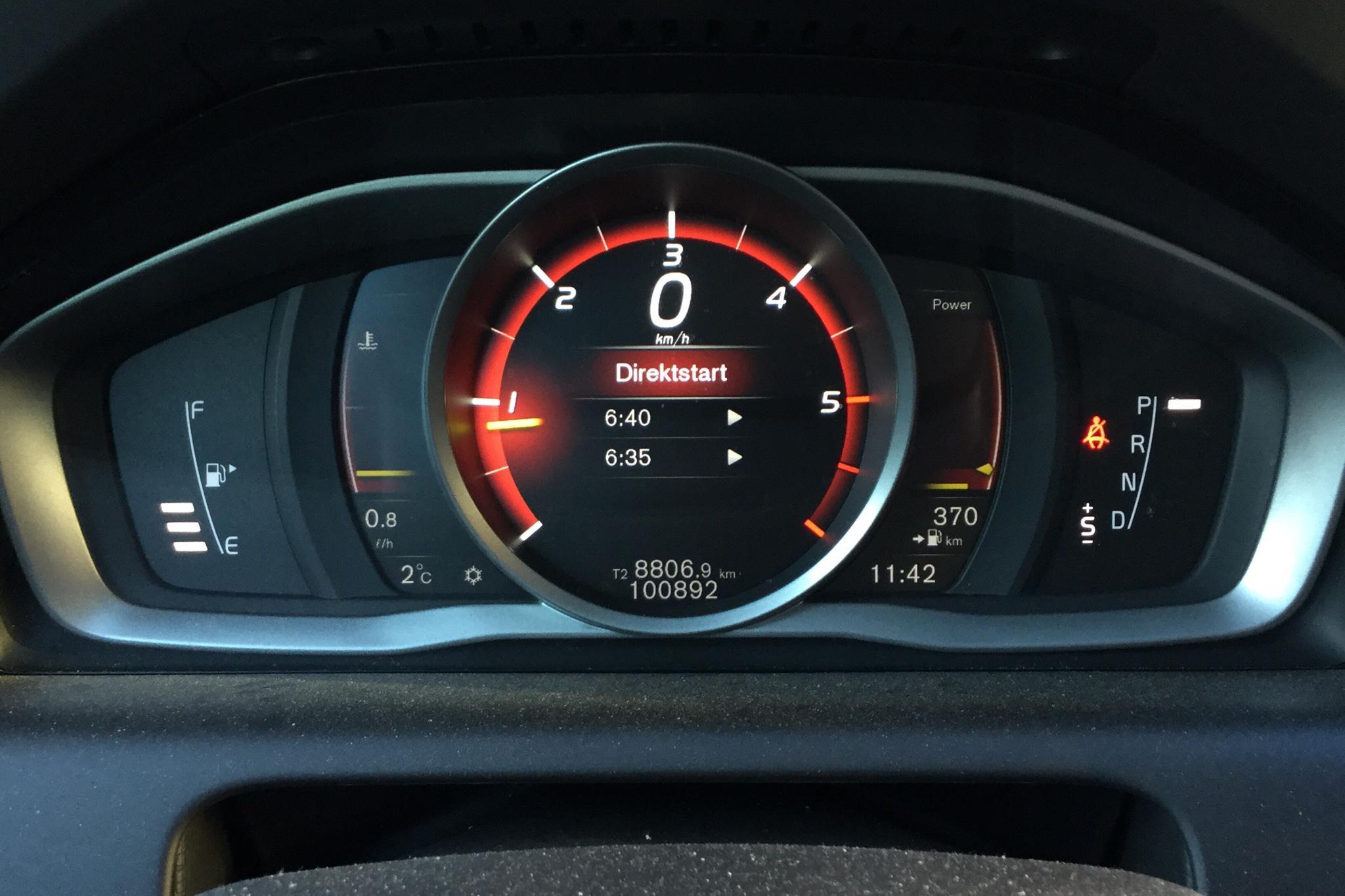 Volvo XC60 D3 2WD (150hk) - 100 890 km - Automatic - white - 2017