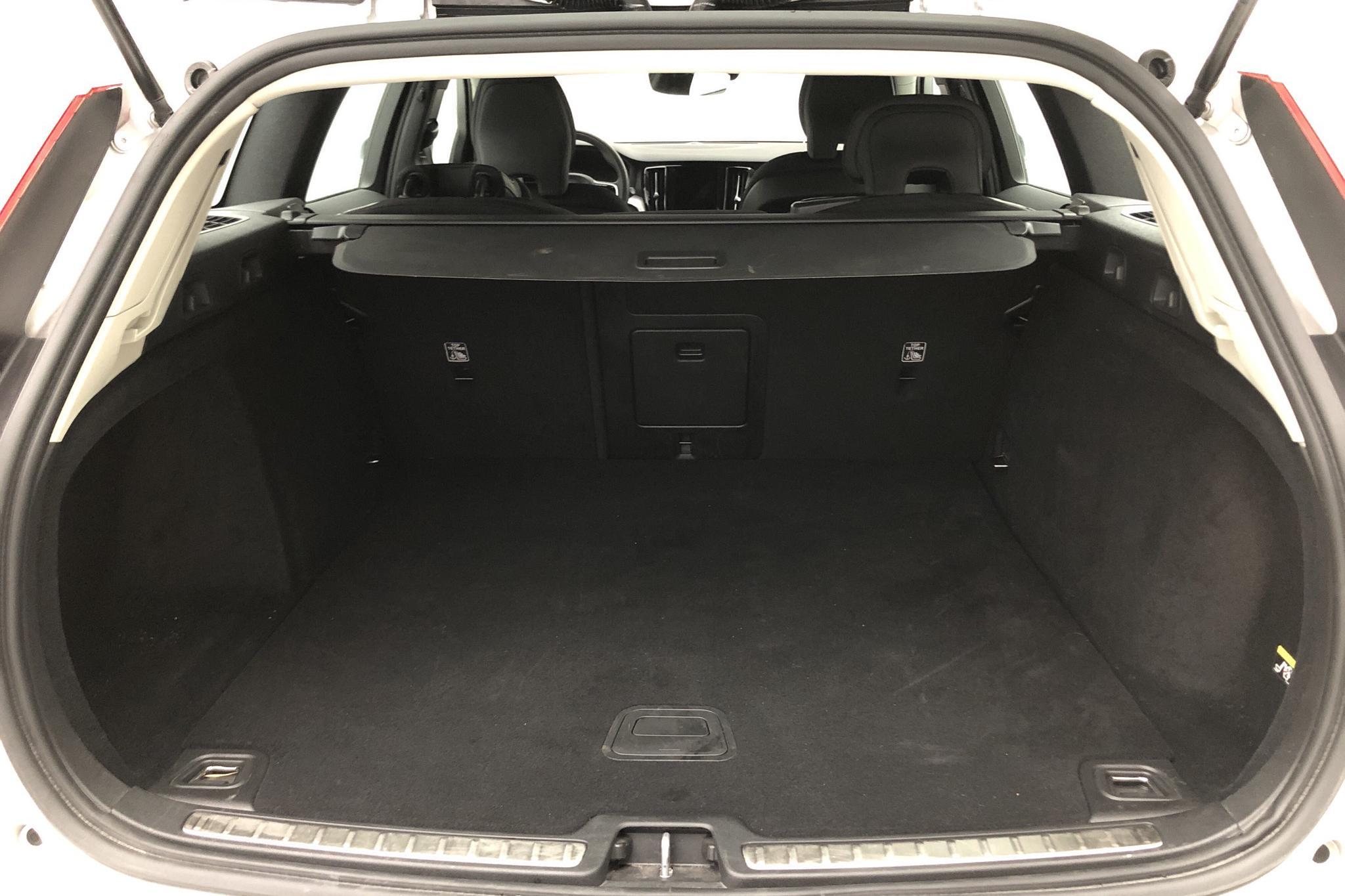 Volvo V60 D3 (150hk) - 30 780 km - Automatic - silver - 2019