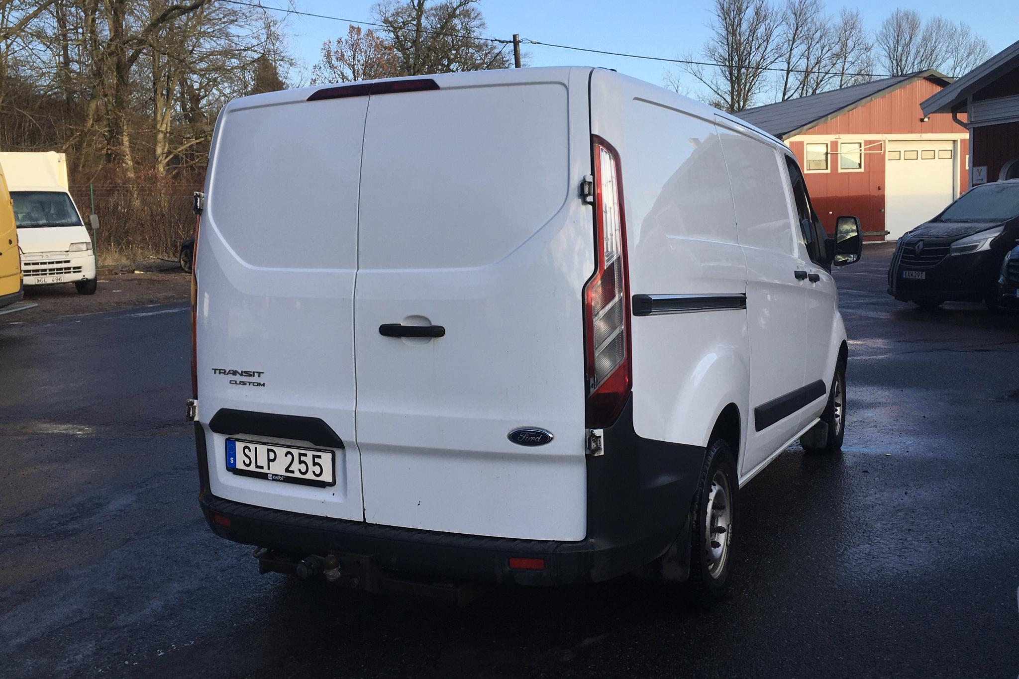 Ford Transit Custom 270 (105hk) - 150 010 km - Manual - white - 2017