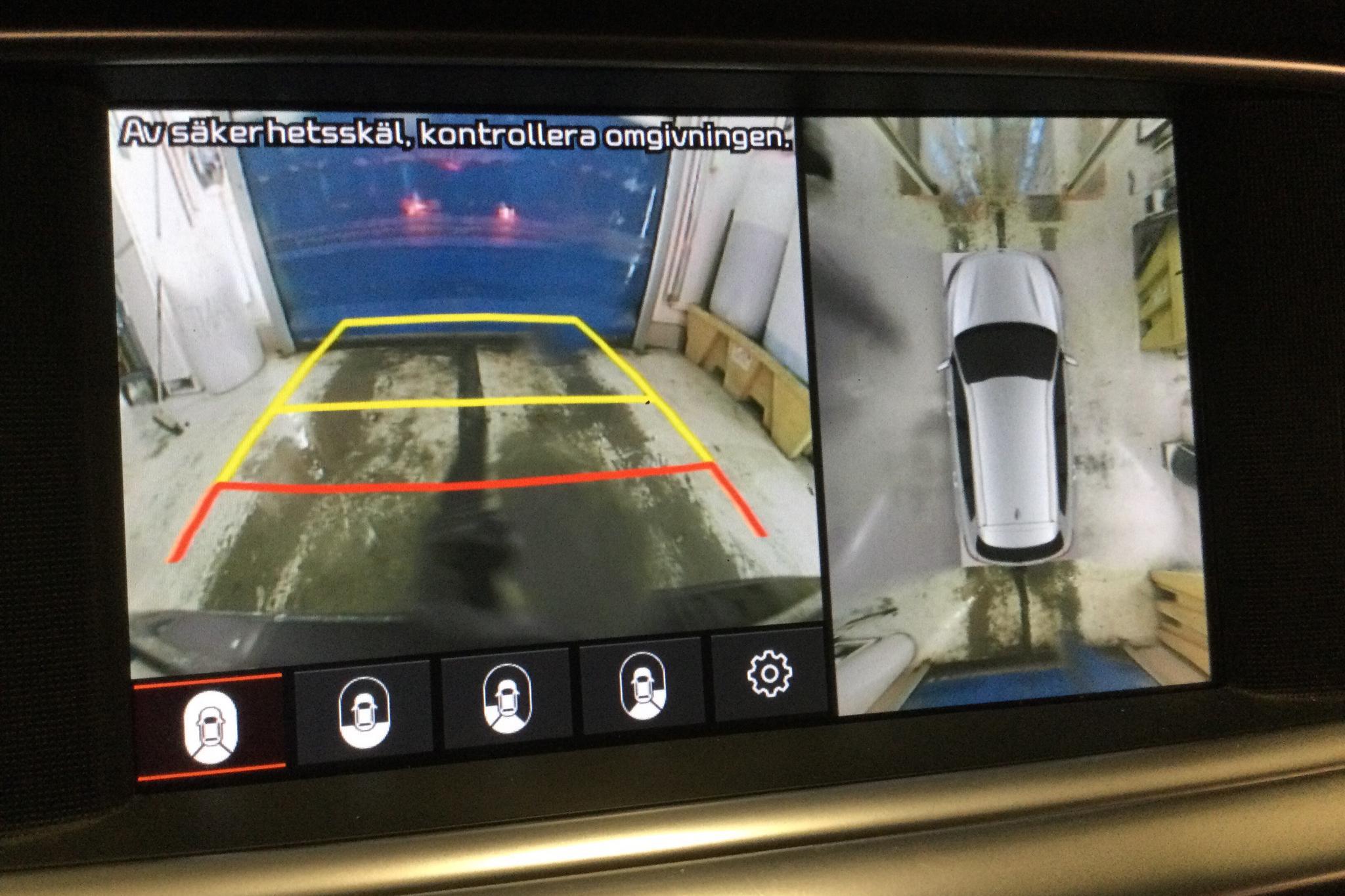 KIA Optima 2.0 GDi Plug-in Hybrid SW (205hk) - 37 590 km - Automatic - gray - 2019