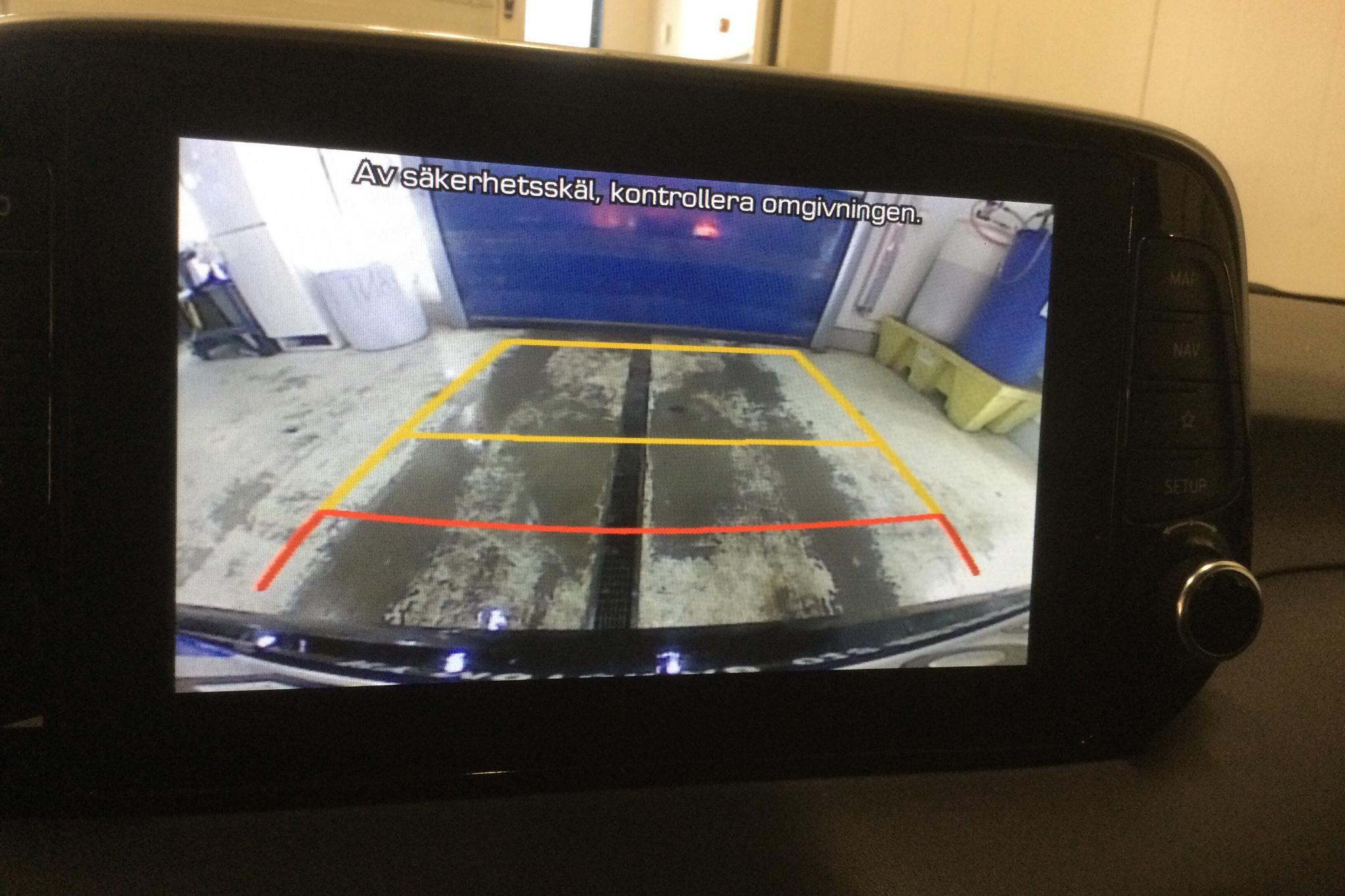 Hyundai Tucson 1.6 T-GDI 2WD (177hk) - 22 540 km - Automatic - black - 2019