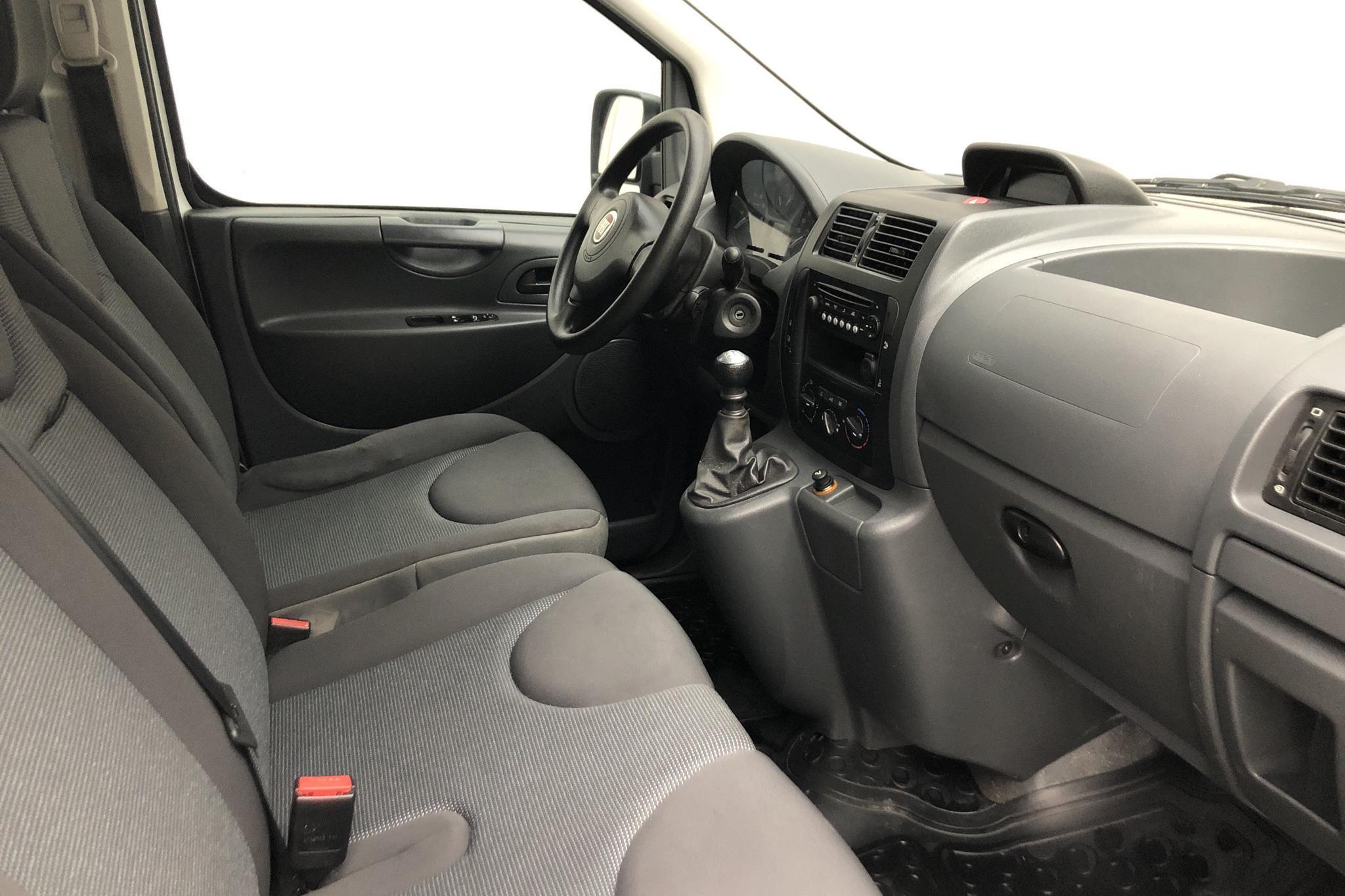 Fiat Scudo 2.0 MJT (130hk) - 100 750 km - Manual - white - 2016