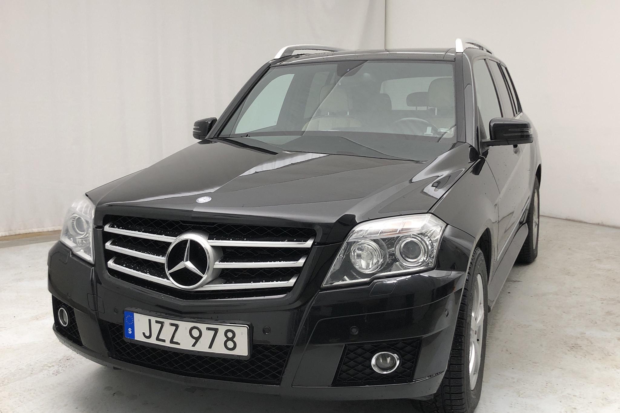 Mercedes GLK 320 CDI (224hk) - 20 340 mil - Automat - svart - 2009