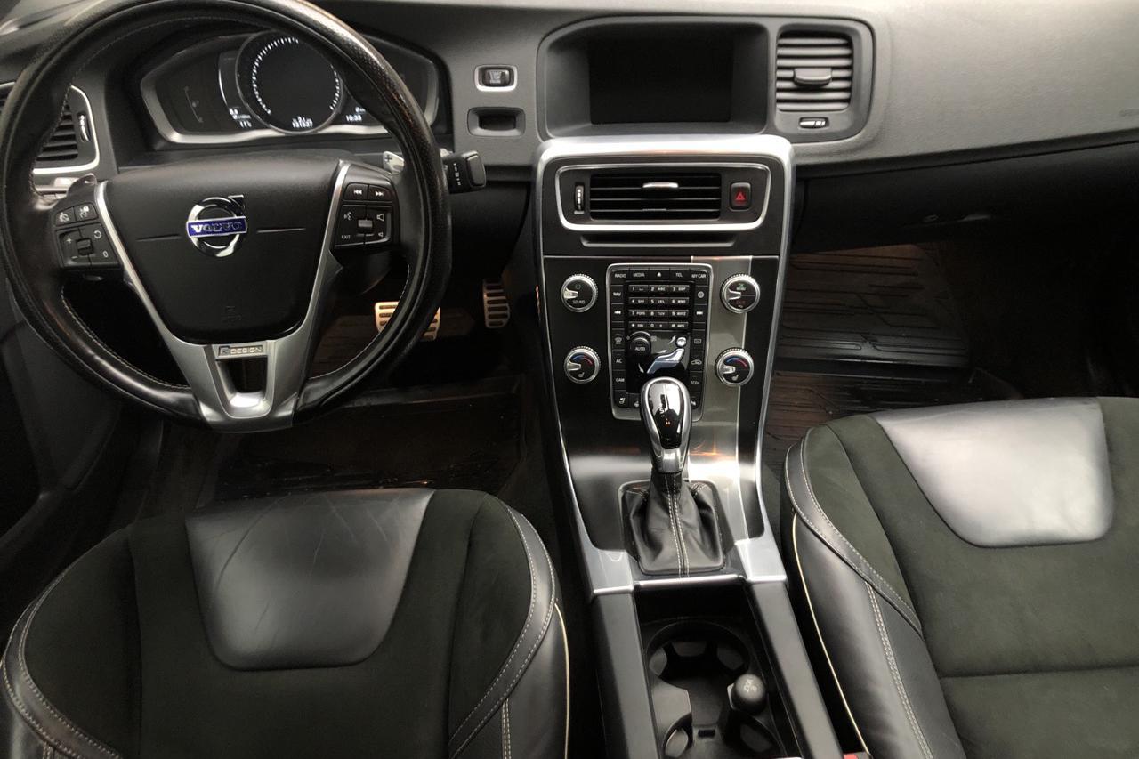 Volvo S60 D4 (190hk) - 13 153 mil - Automat - grå - 2017