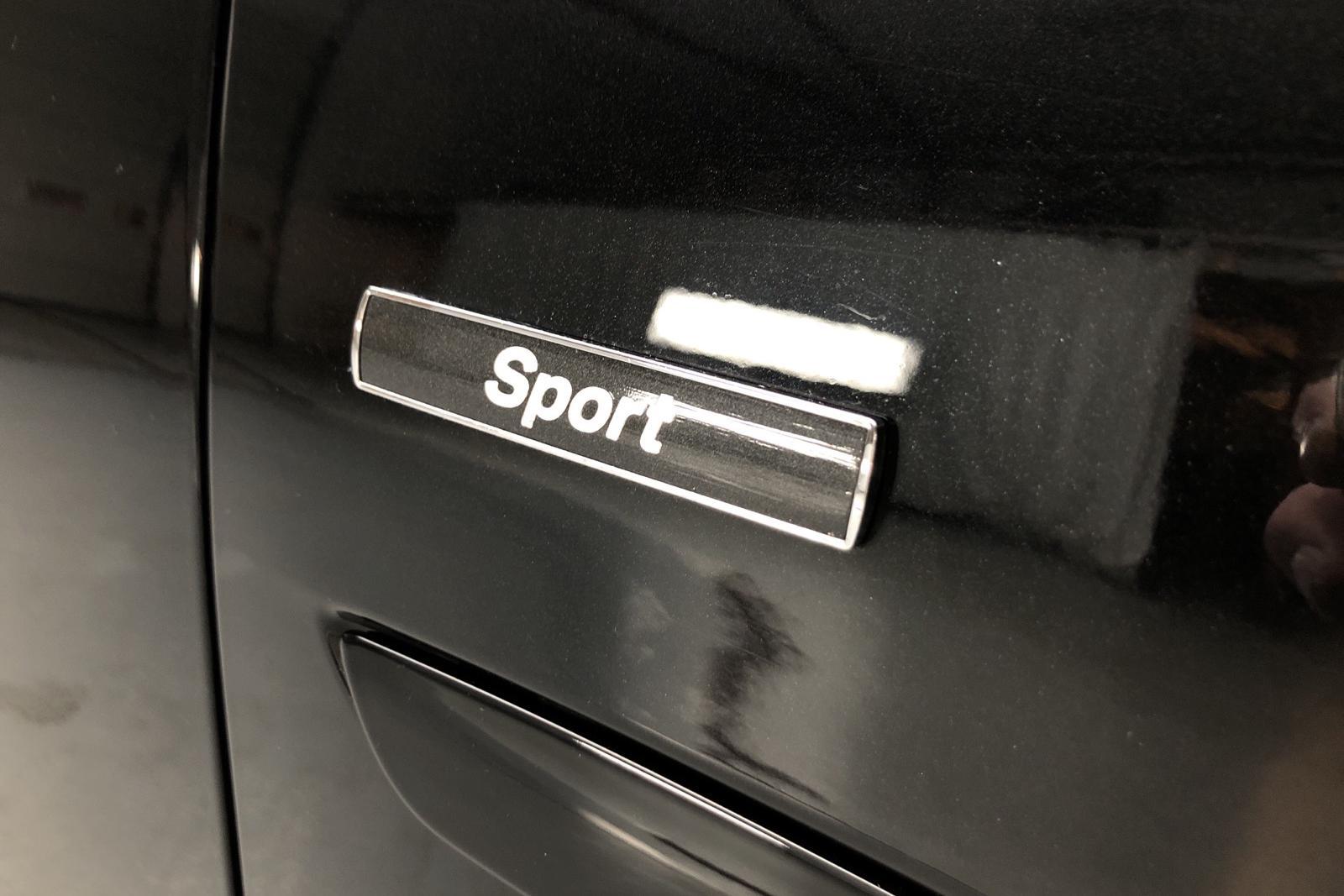BMW 420i xDrive Gran Coupé, F36 (184hk) - 6 710 mil - Automat - svart - 2015