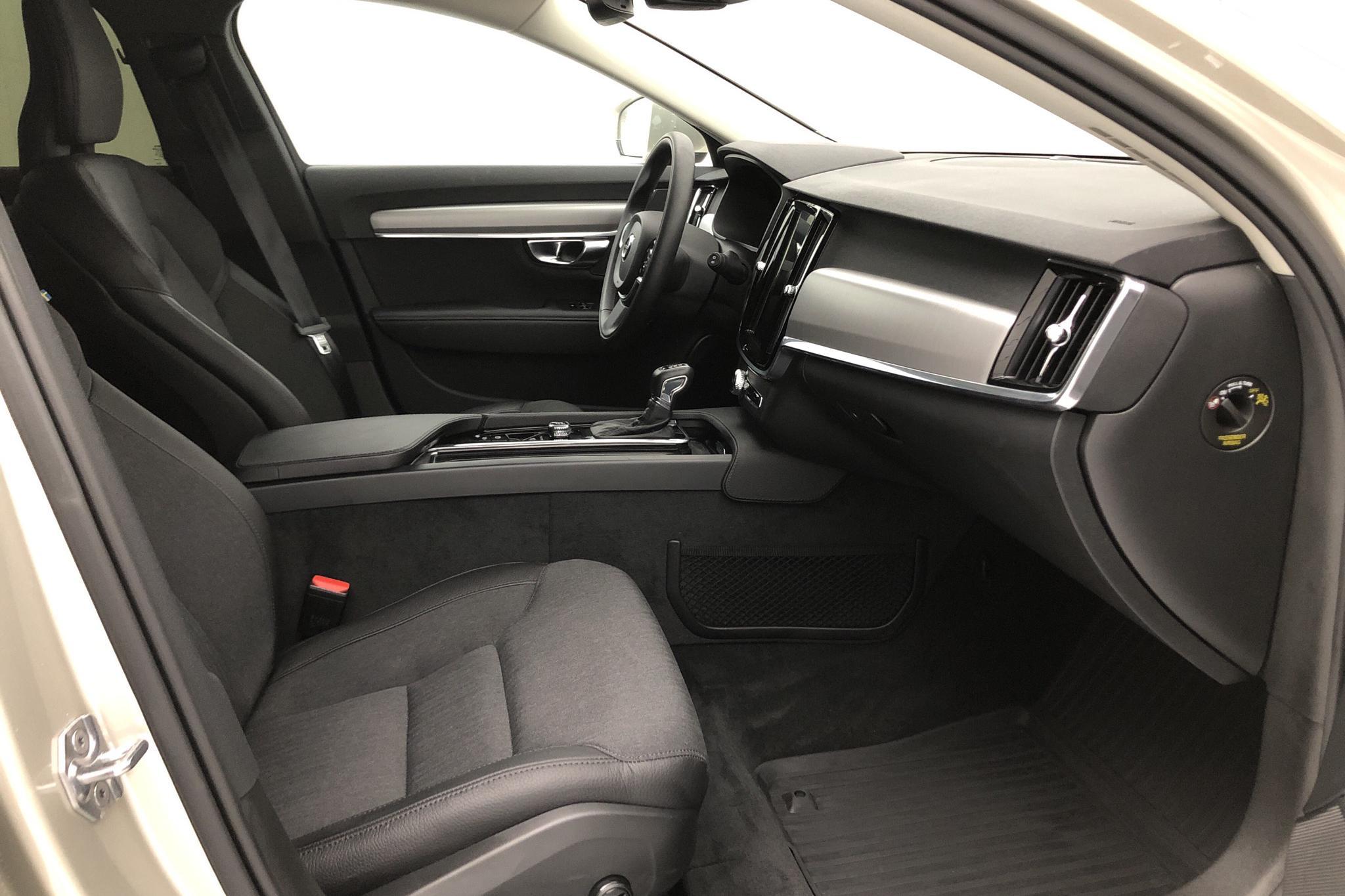 Volvo V90 D4 (190hk) - 10 970 km - Automatic - Light Brown - 2019