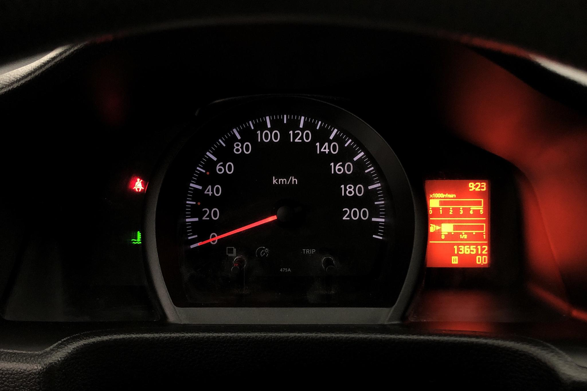 Nissan NV200 1.5 dCi Skåp (85hk) - 13 651 mil - Manuell - silver - 2011