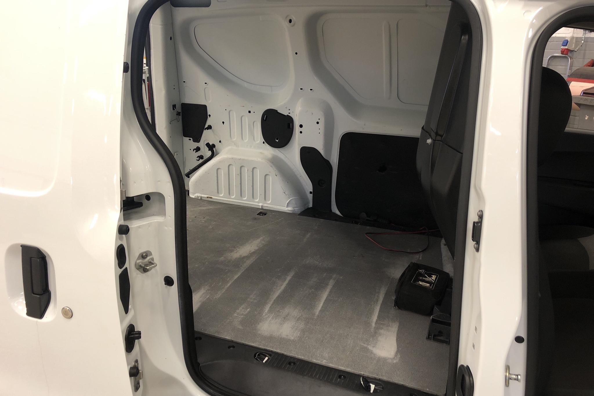 Dacia Dokker Van 1.5 dCi (90hk) - 58 640 km - Manual - white - 2018