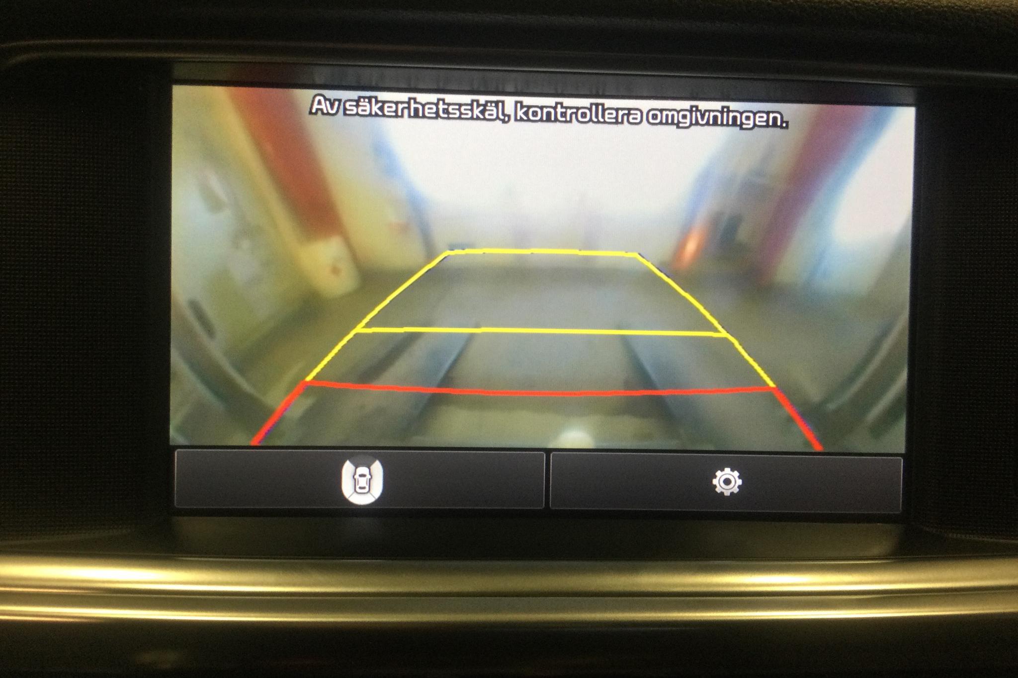 KIA Optima 2.0 GDi Plug-in Hybrid SW (205hk) - 43 100 km - Automatic - gray - 2018