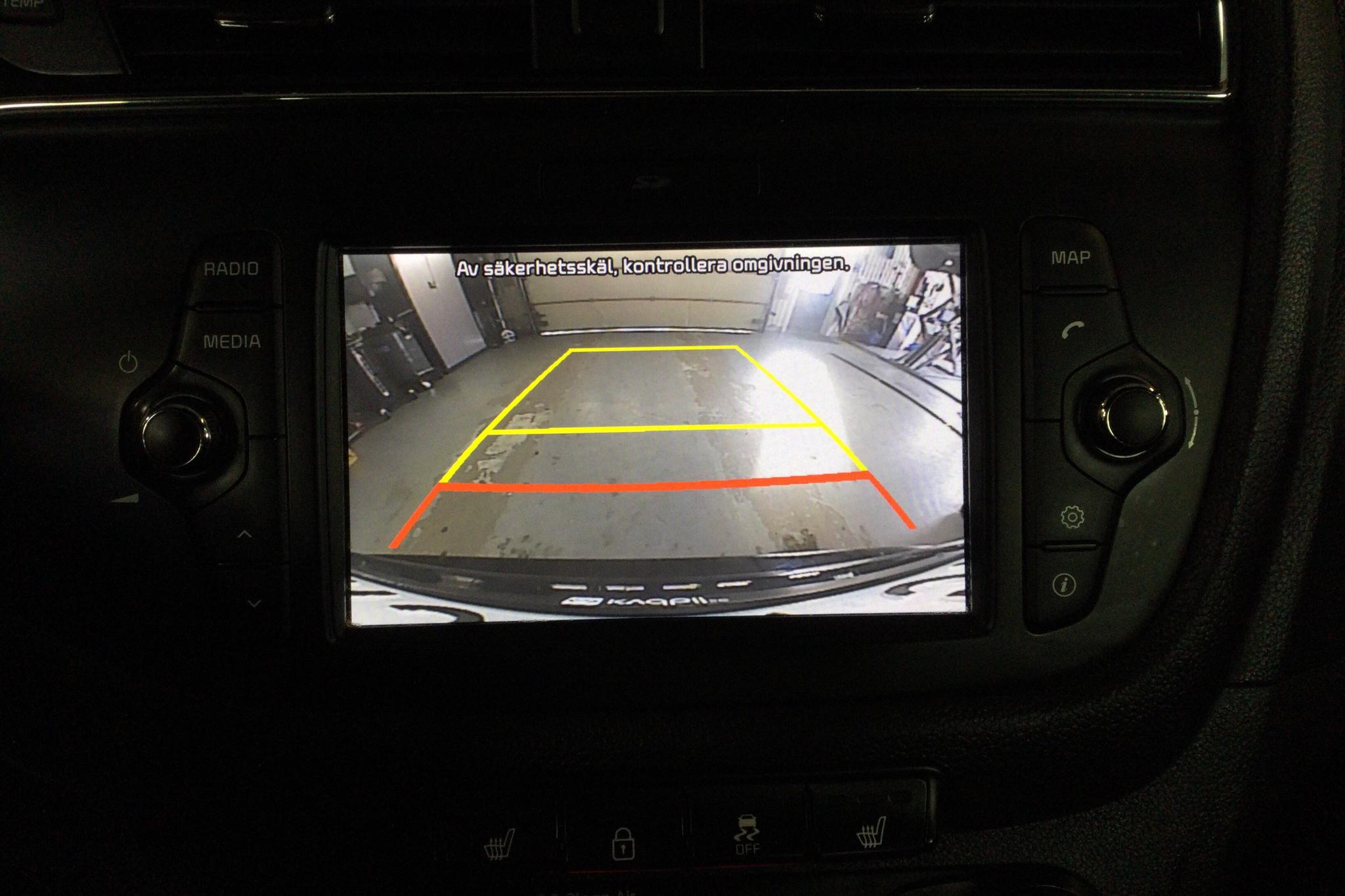 KIA Cee'd 1.6 CRDi SW (136hk) - 130 750 km - Automatic - black - 2017