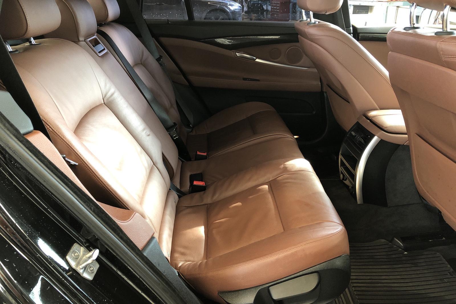 BMW 530d GT xDrive, F07 (258hk) - 12 550 mil - Automat - svart - 2014