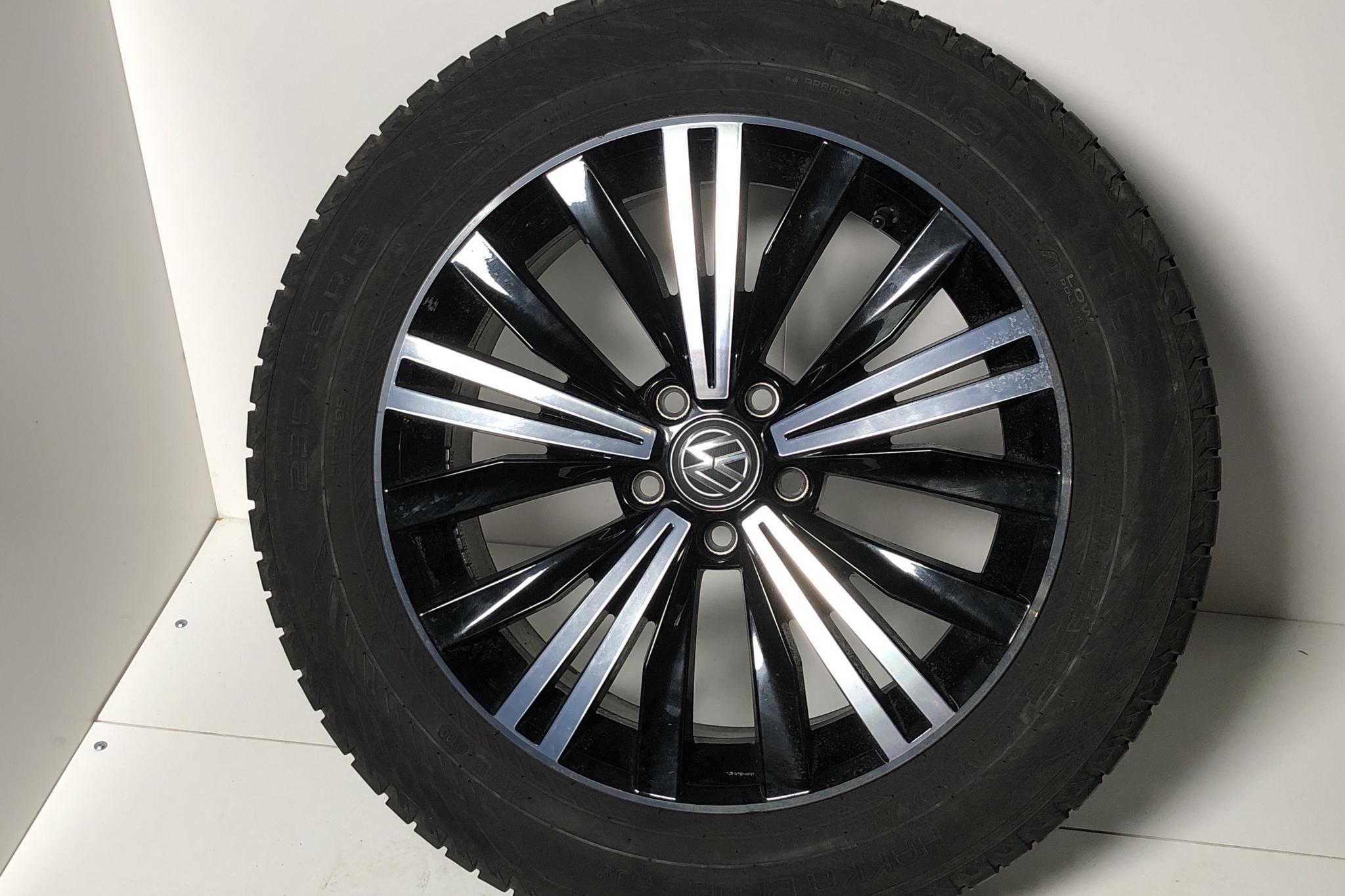VW Tiguan 2.0 TDI 4MOTION (190hk) - 12 330 mil - Automat - silver - 2018