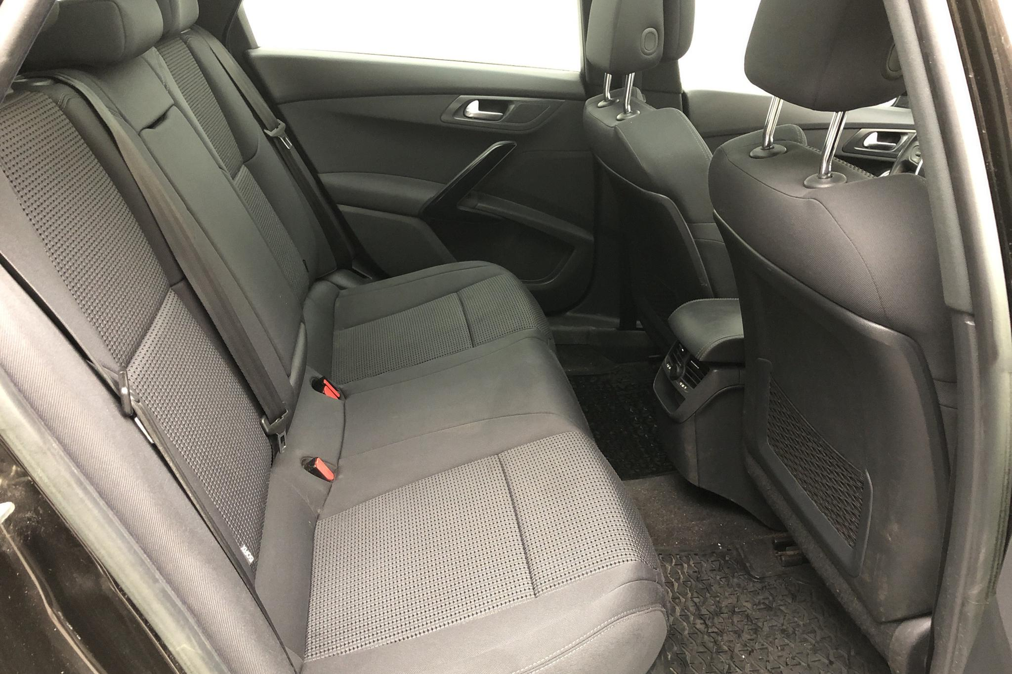 Peugeot 508 SW 1.6 Turbo (156hk) - 12 188 mil - Manuell - brun - 2011