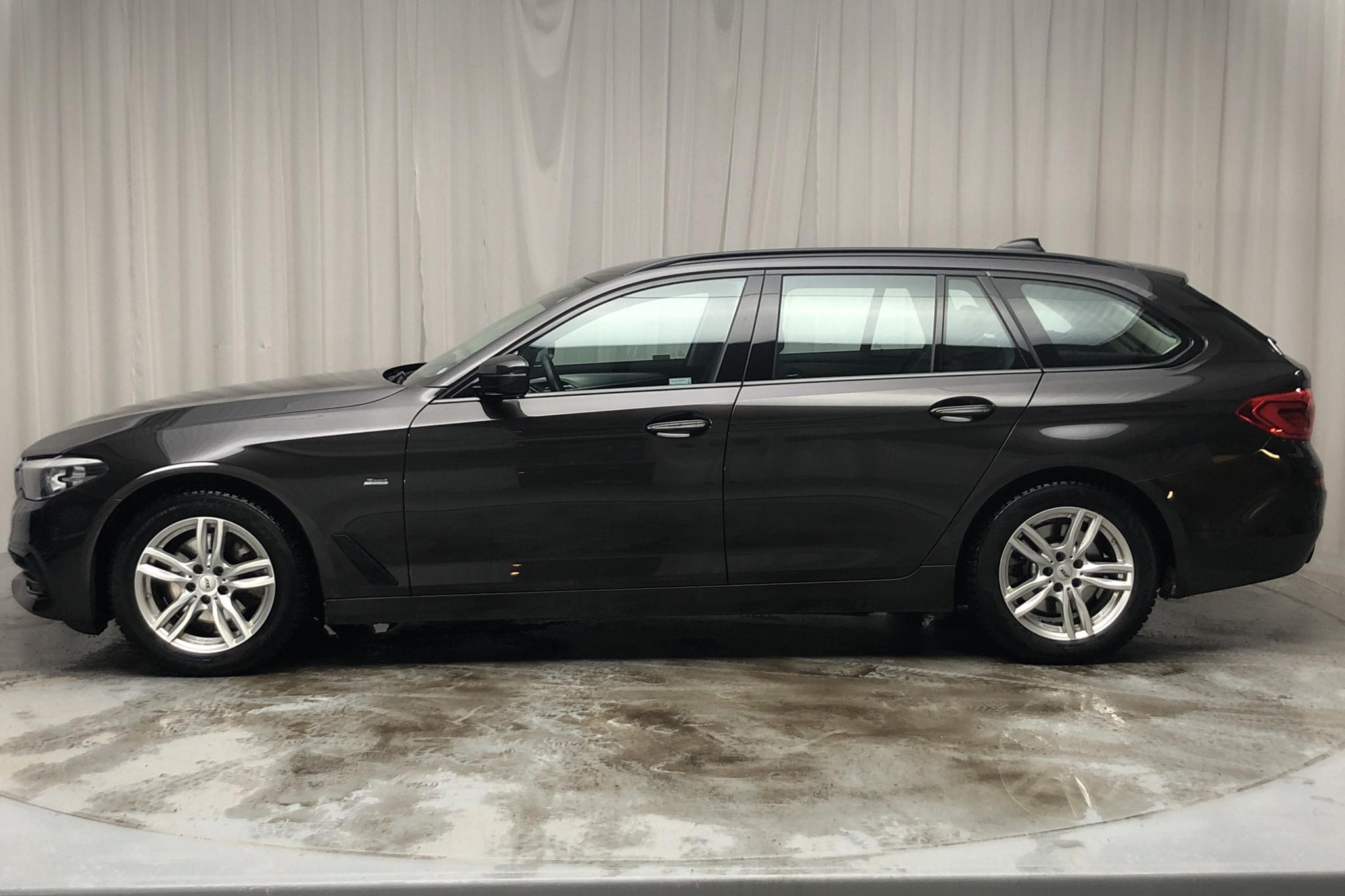 BMW 520i Touring, G31 (184hk) - 47 060 km - Automatic - brown - 2018