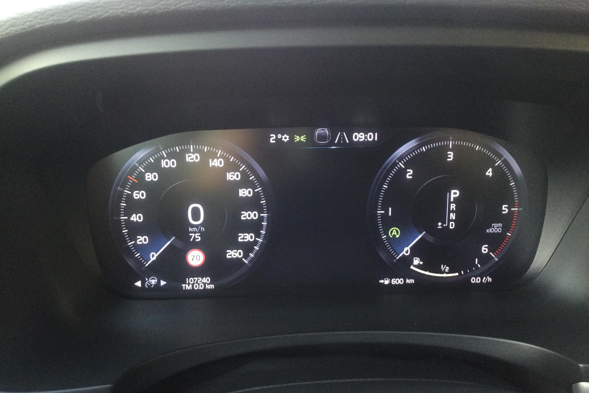 Volvo S90 D4 (190hk) - 107 240 km - Automatic - silver - 2018