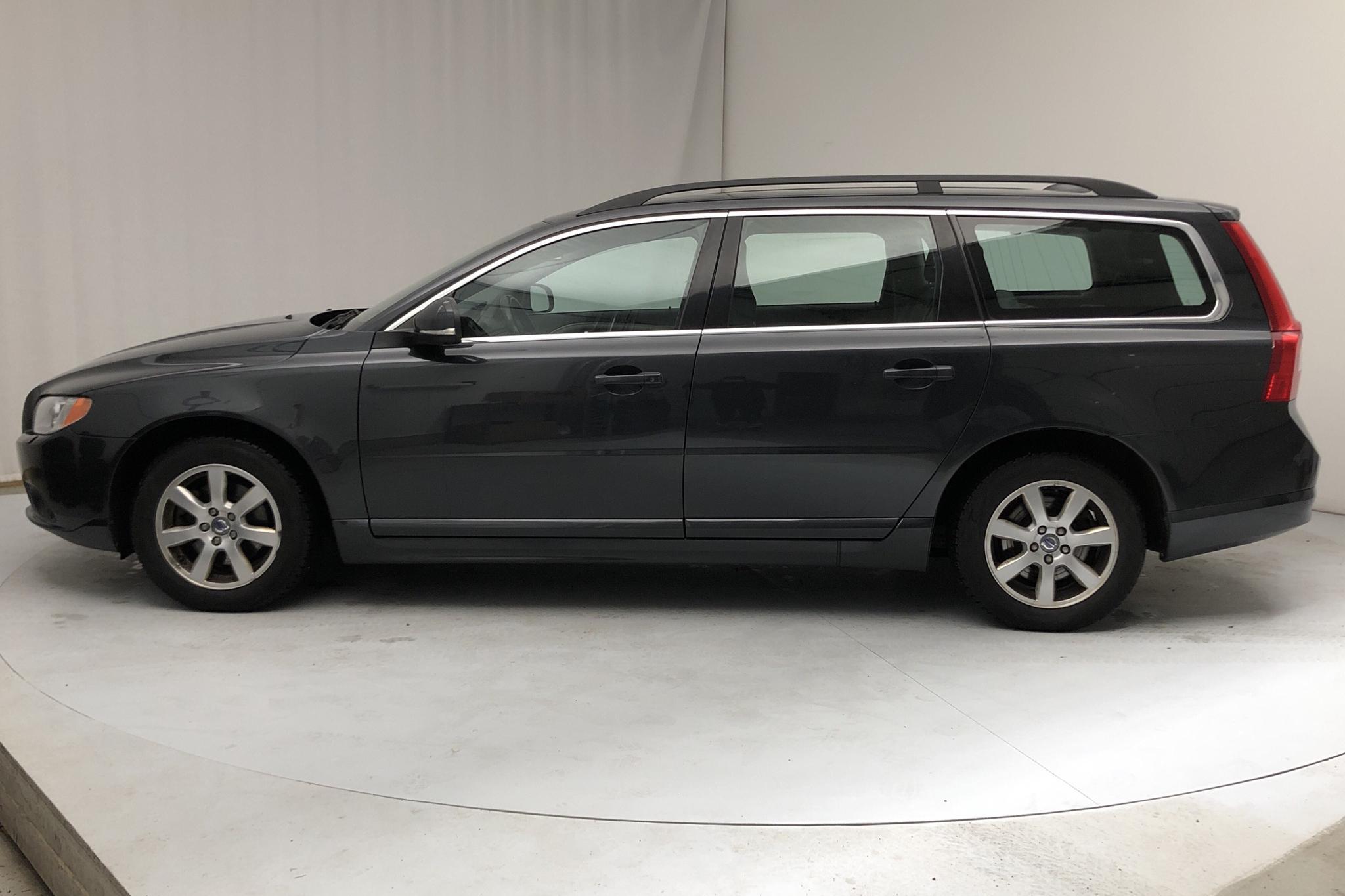 Volvo V70 II D3 (163hk) - 15 023 mil - Manuell - grå - 2012