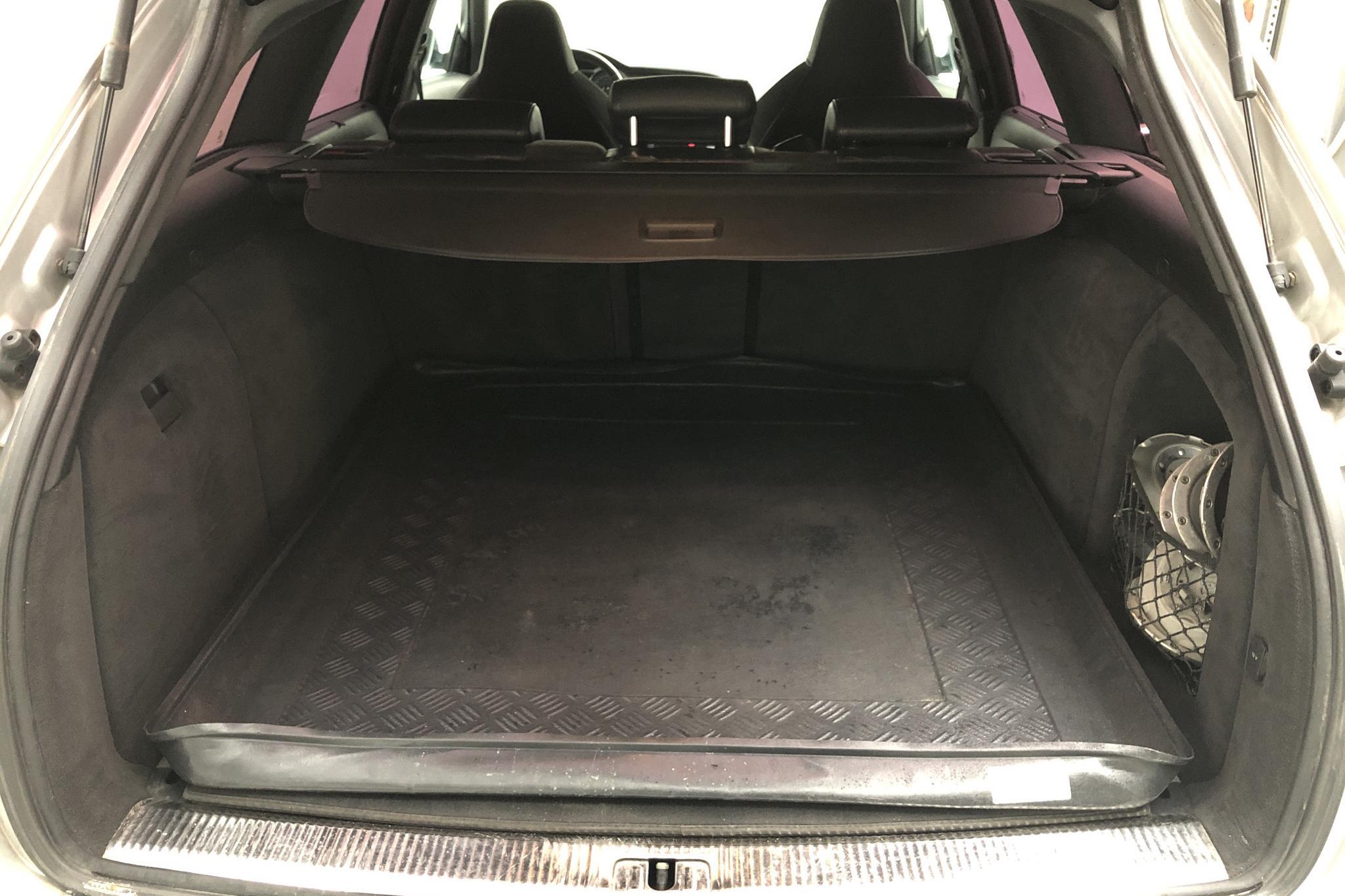 Audi S6 5.2 Avant quattro (435hk) - 168 010 km - Automatic - silver - 2007